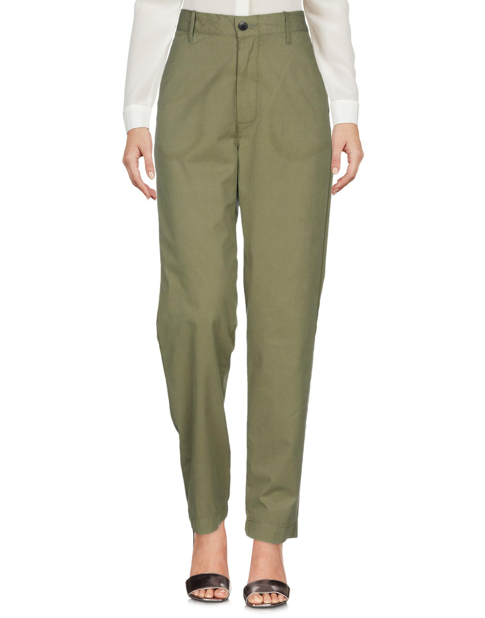 Pantalones Bellerose de Denim de color Verde