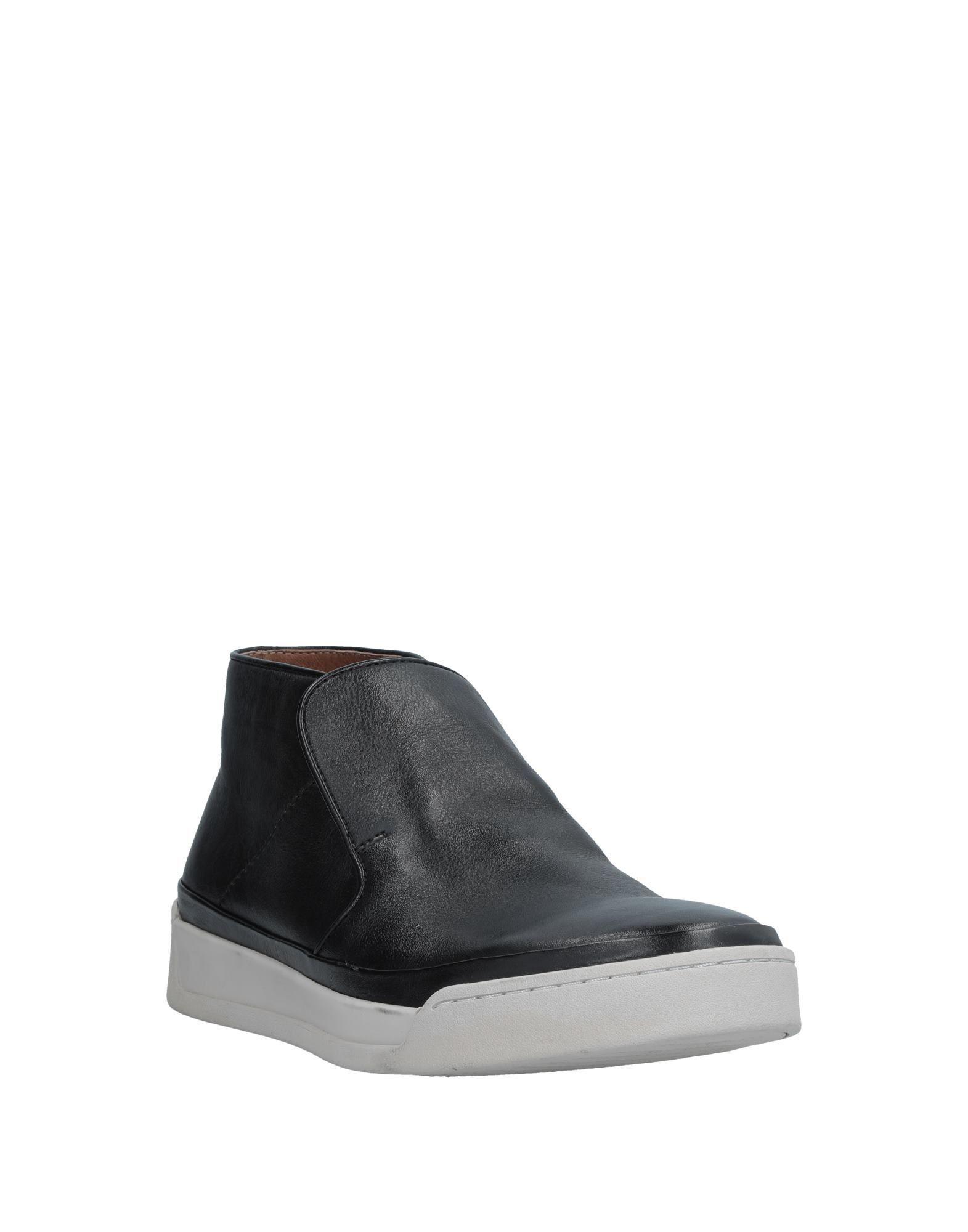 e371d581f1f John Varvatos Remy Mid (mineral Black) Men s Slip On Shoes in Black ...