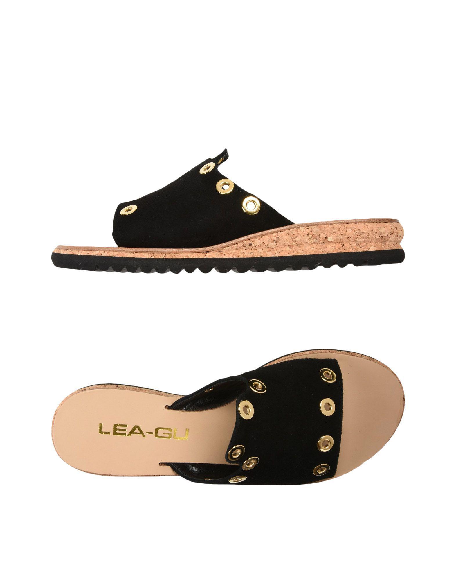 FOOTWEAR - Sandals Lea-Gu 0y3mEl