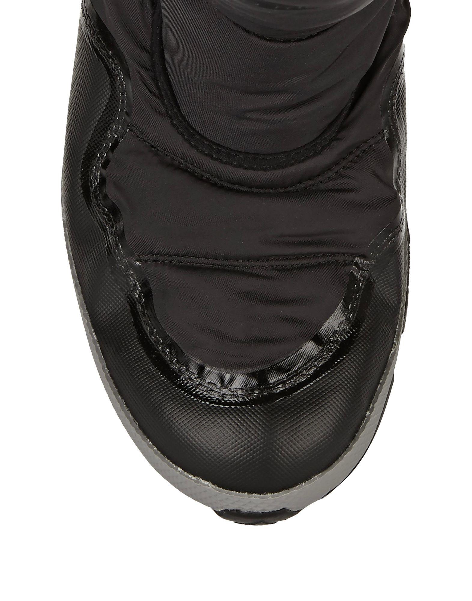 Botas adidas By Stella McCartney de Caucho de color Negro