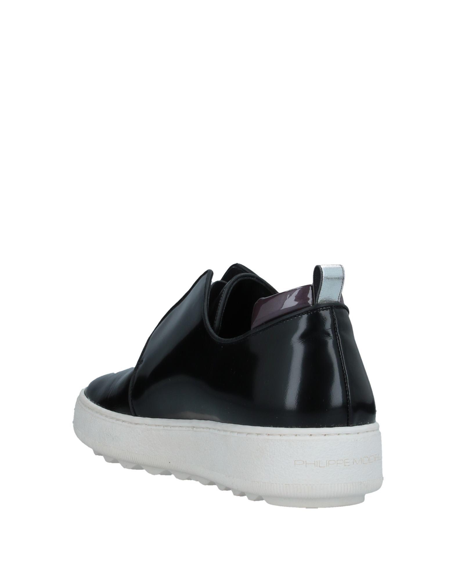 Sneakers & Deportivas Philippe Model de Cuero de color Negro