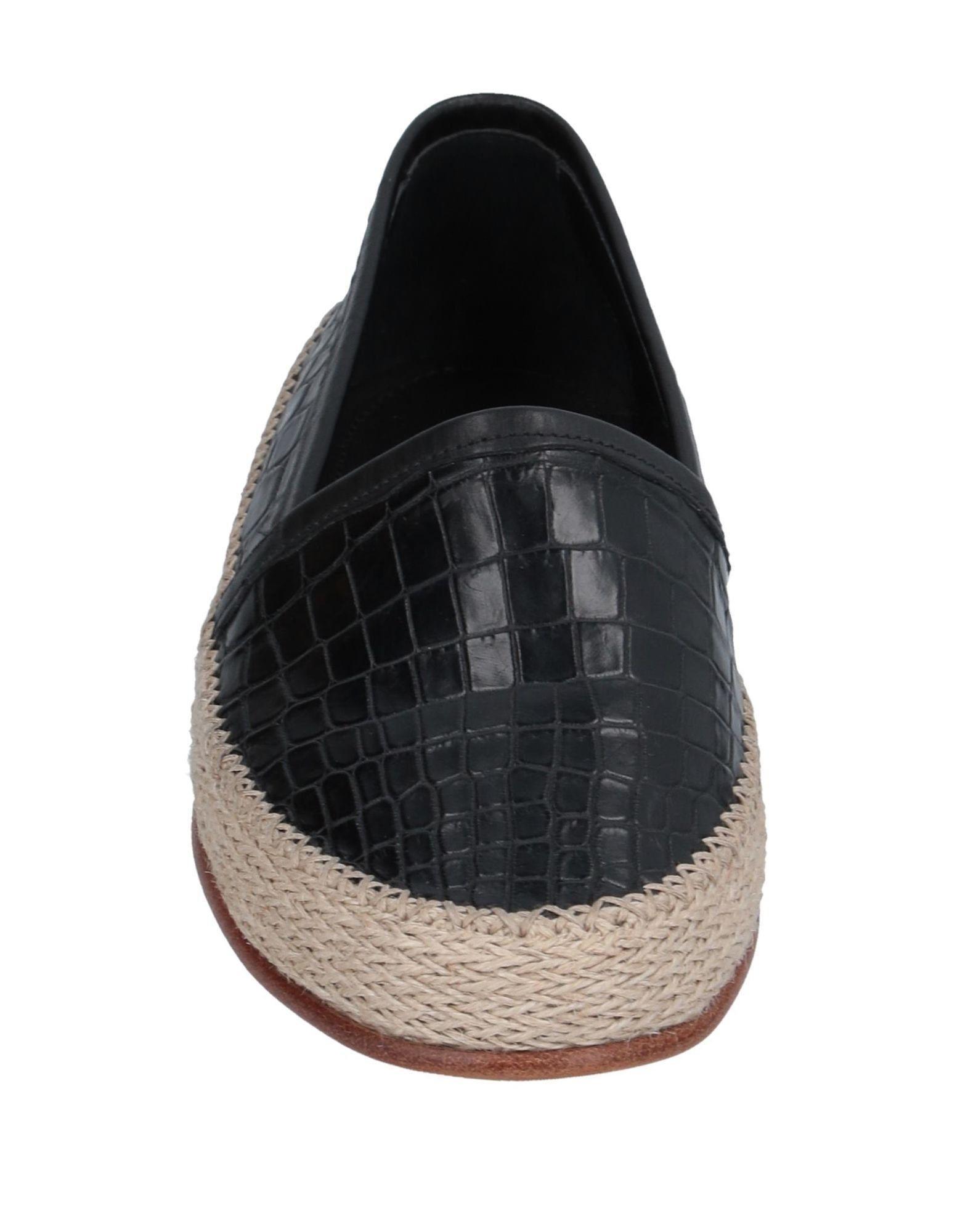 Mocasines Dolce & Gabbana de Cuero de color Negro para hombre