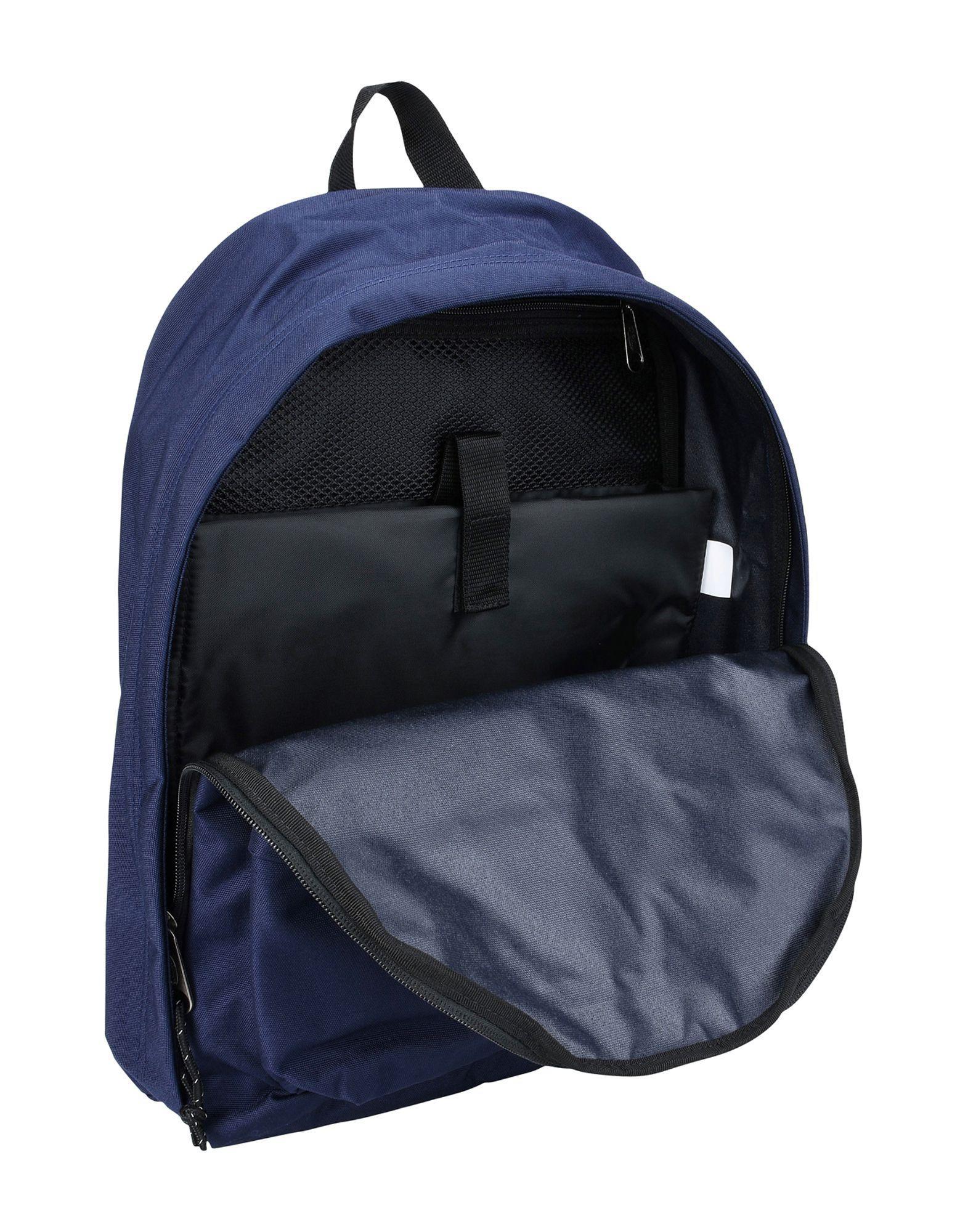 Eastpak Canvas Backpacks & Bum Bags in Dark Blue (Blue)
