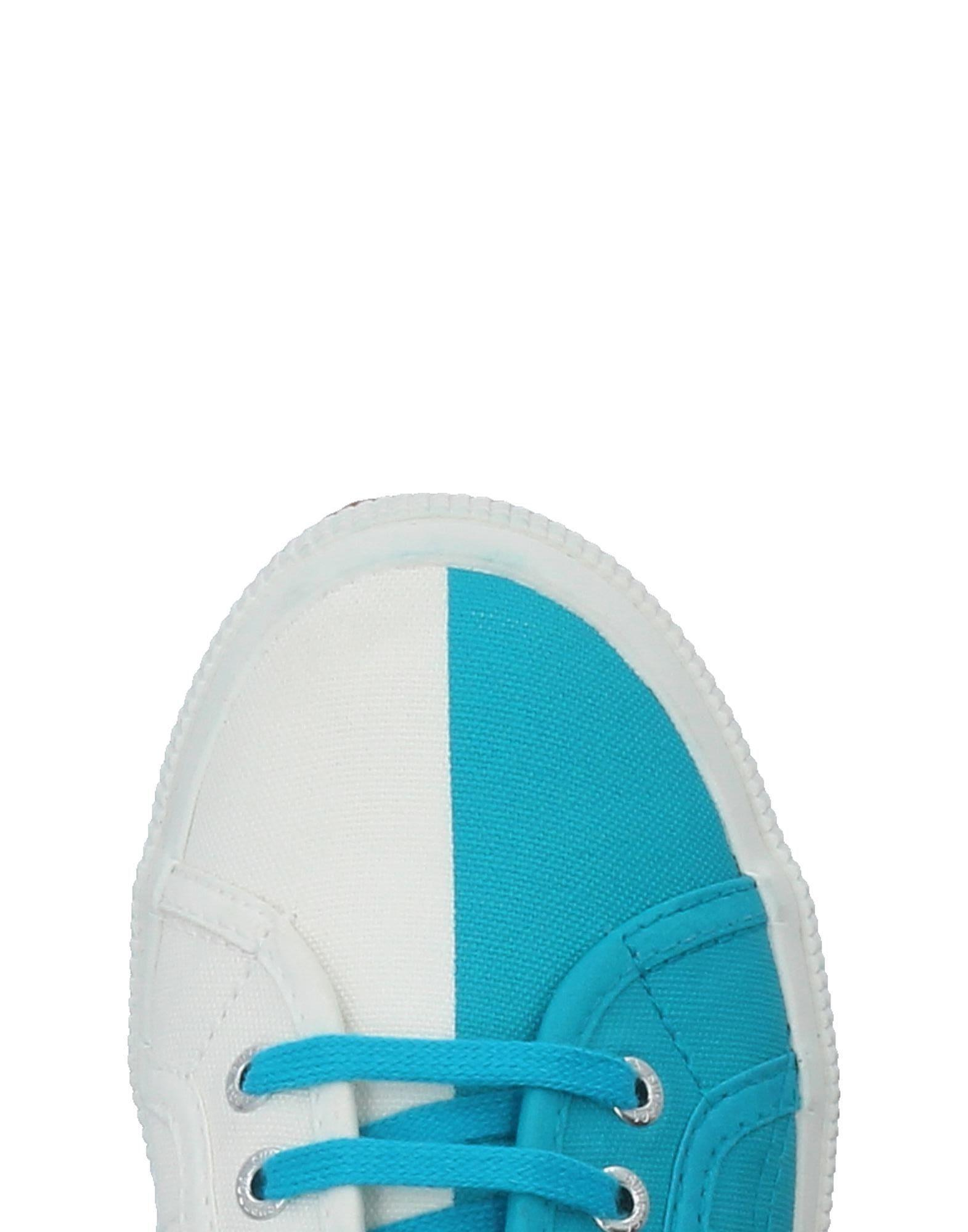 Superga Low-tops & Sneakers in Turquoise (Blue) for Men