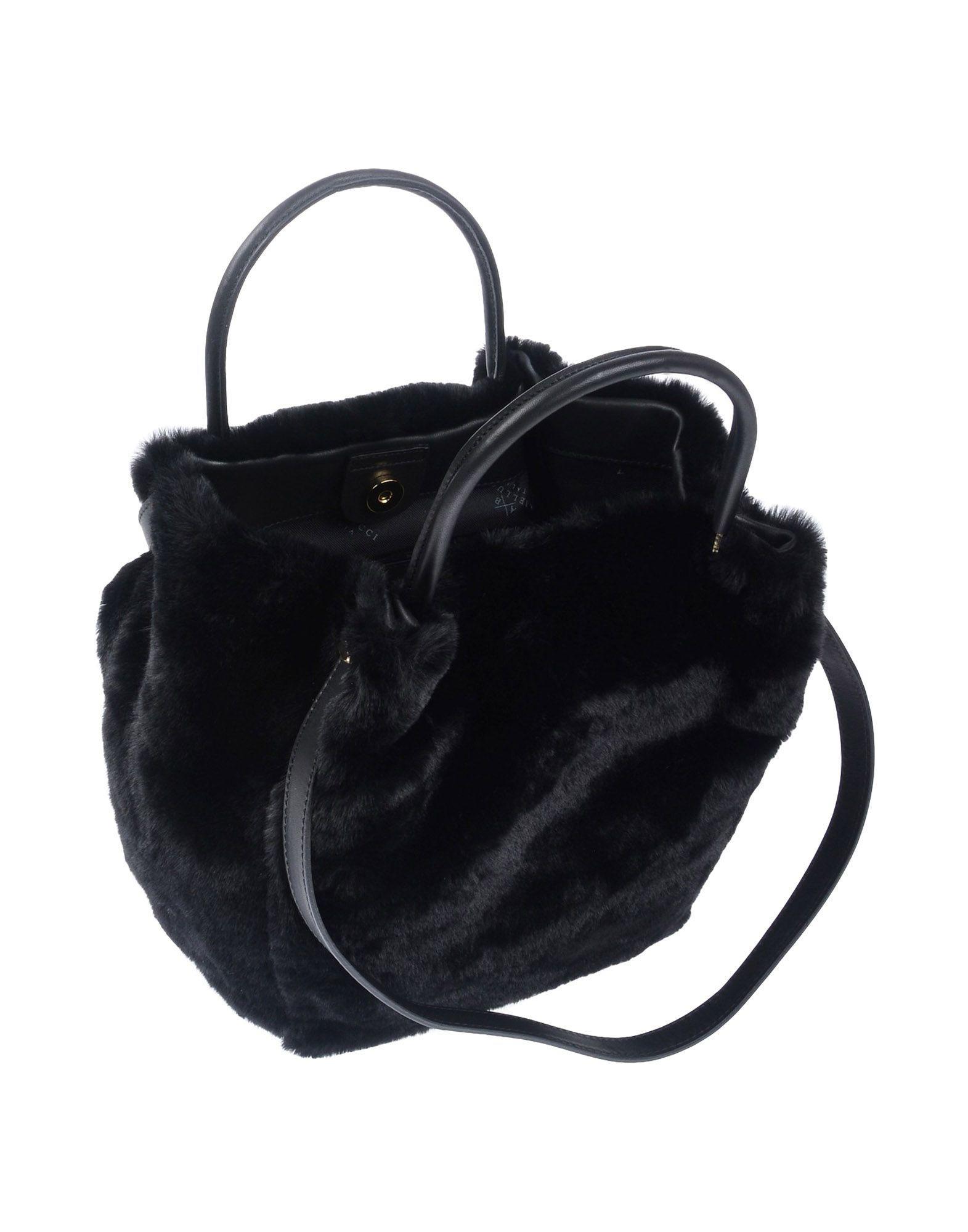 Ab Asia Bellucci Handtaschen in Schwarz CBcs0