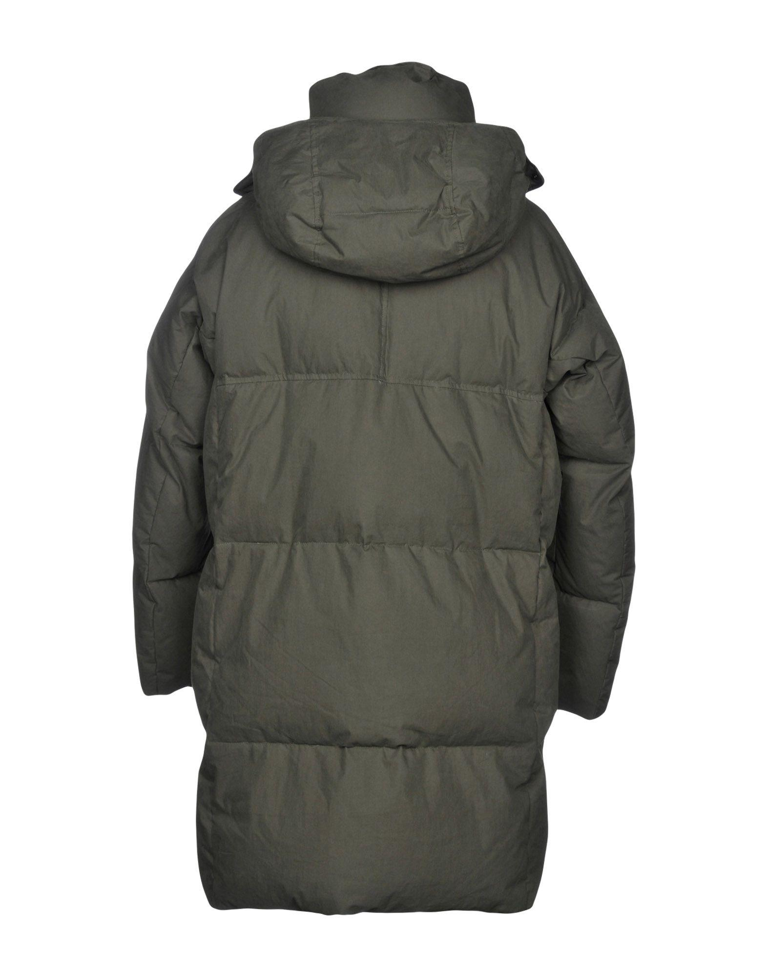 Etudes Studio Cotton Down Jacket in Green for Men