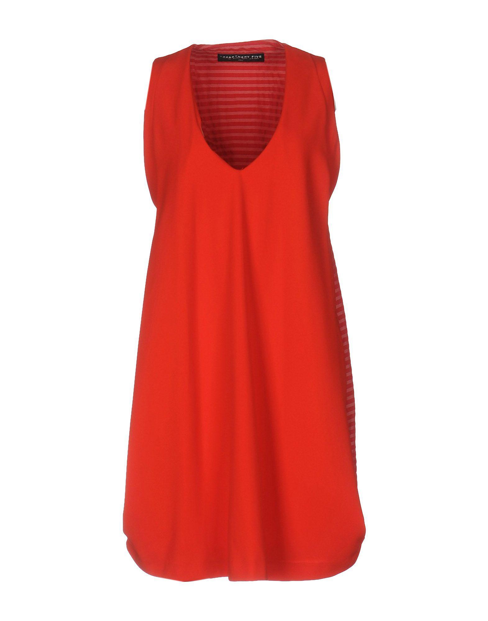 DRESSES - Short dresses Department 5 CsBVhlam