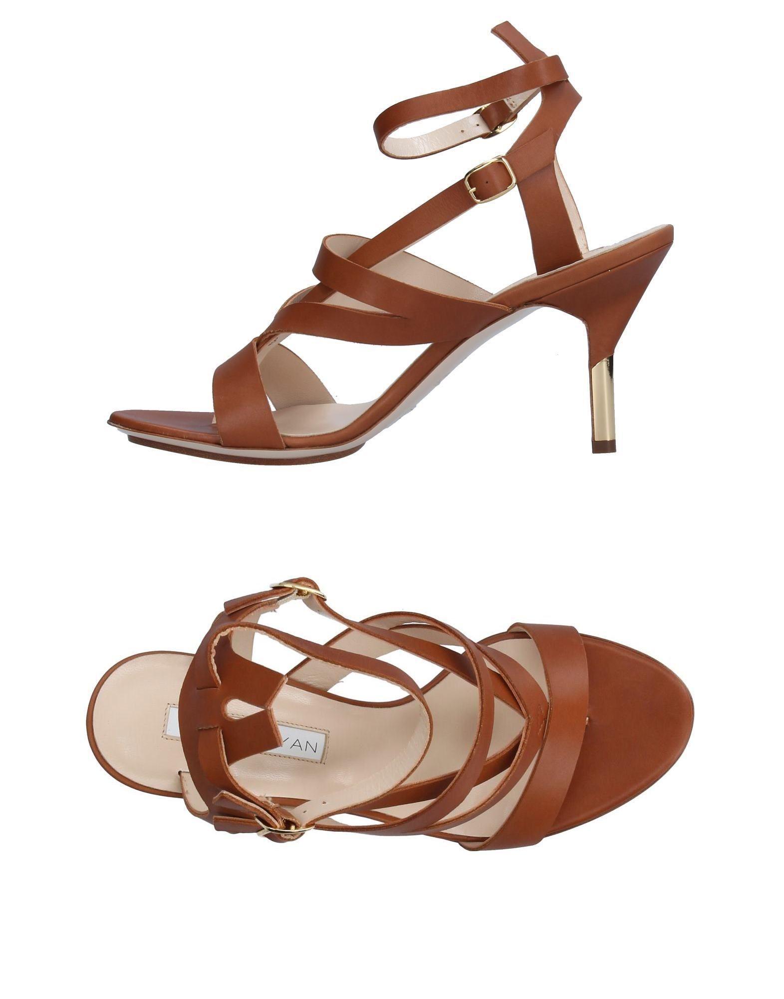 FOOTWEAR - Toe post sandals Burak Uyan 3FBvBoCQ3