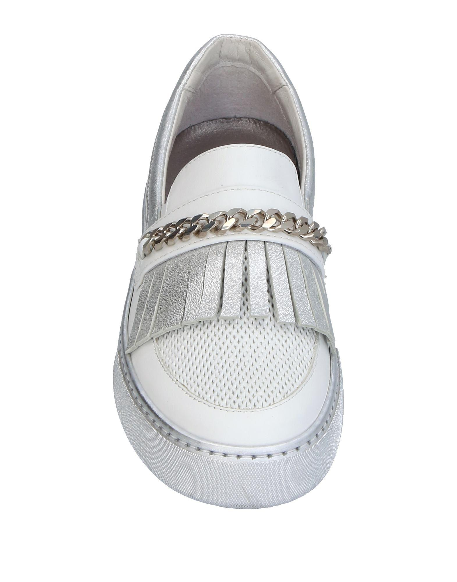 Botticelli Limited Leather Low-tops & Sneakers in White