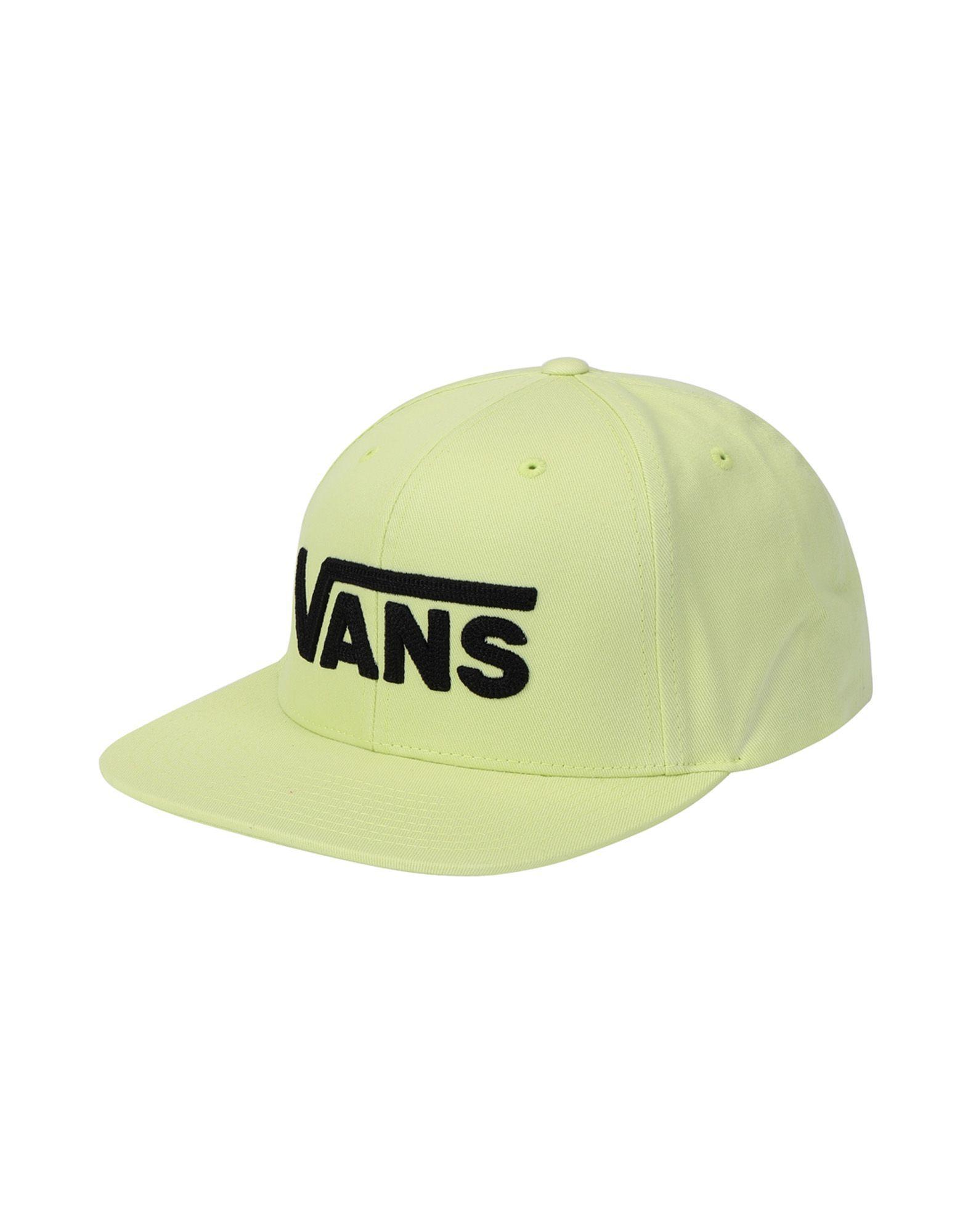 96174b00 Lyst - Vans Hat in Yellow for Men