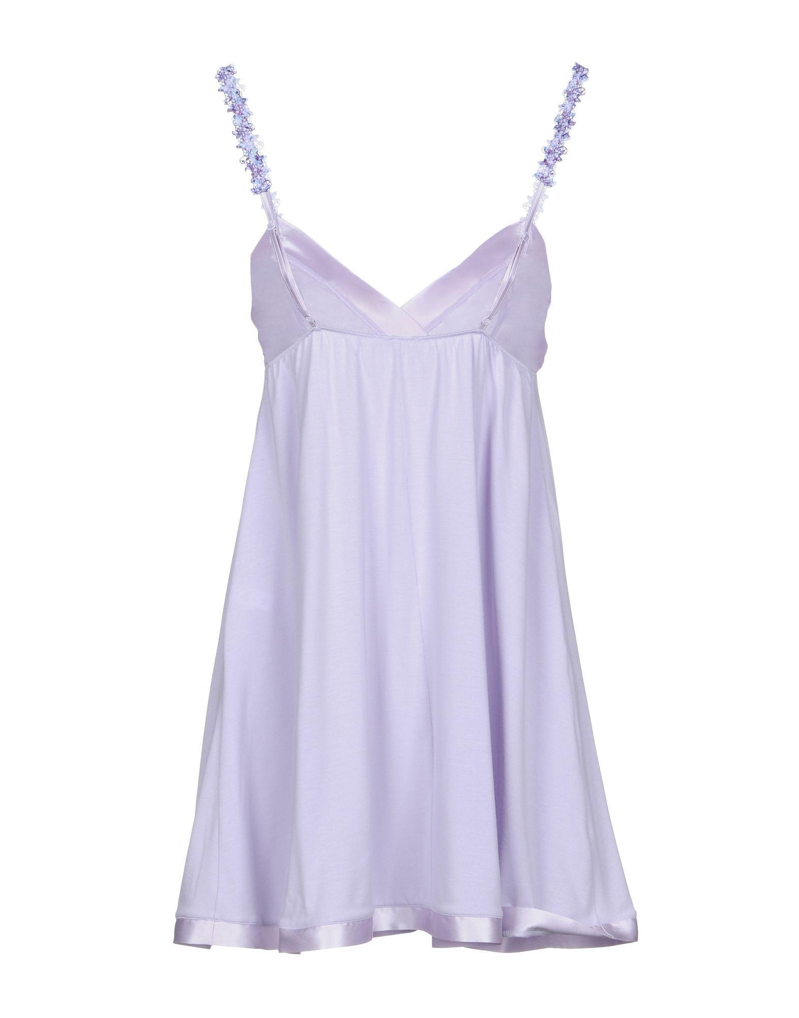 571d7bb372 Lyst - La Perla Slip in Purple