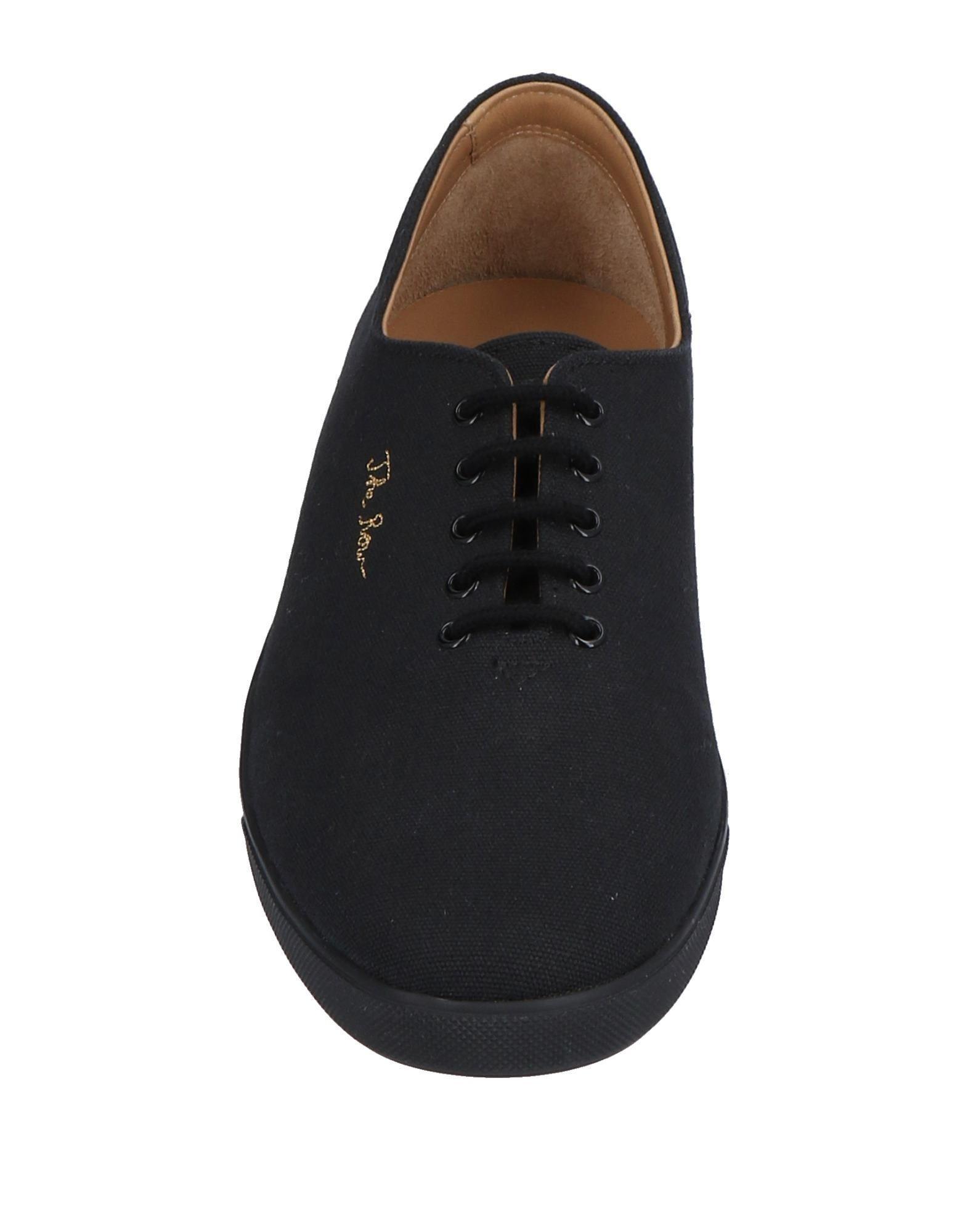 Sneakers & Deportivas The Row de Lona de color Negro