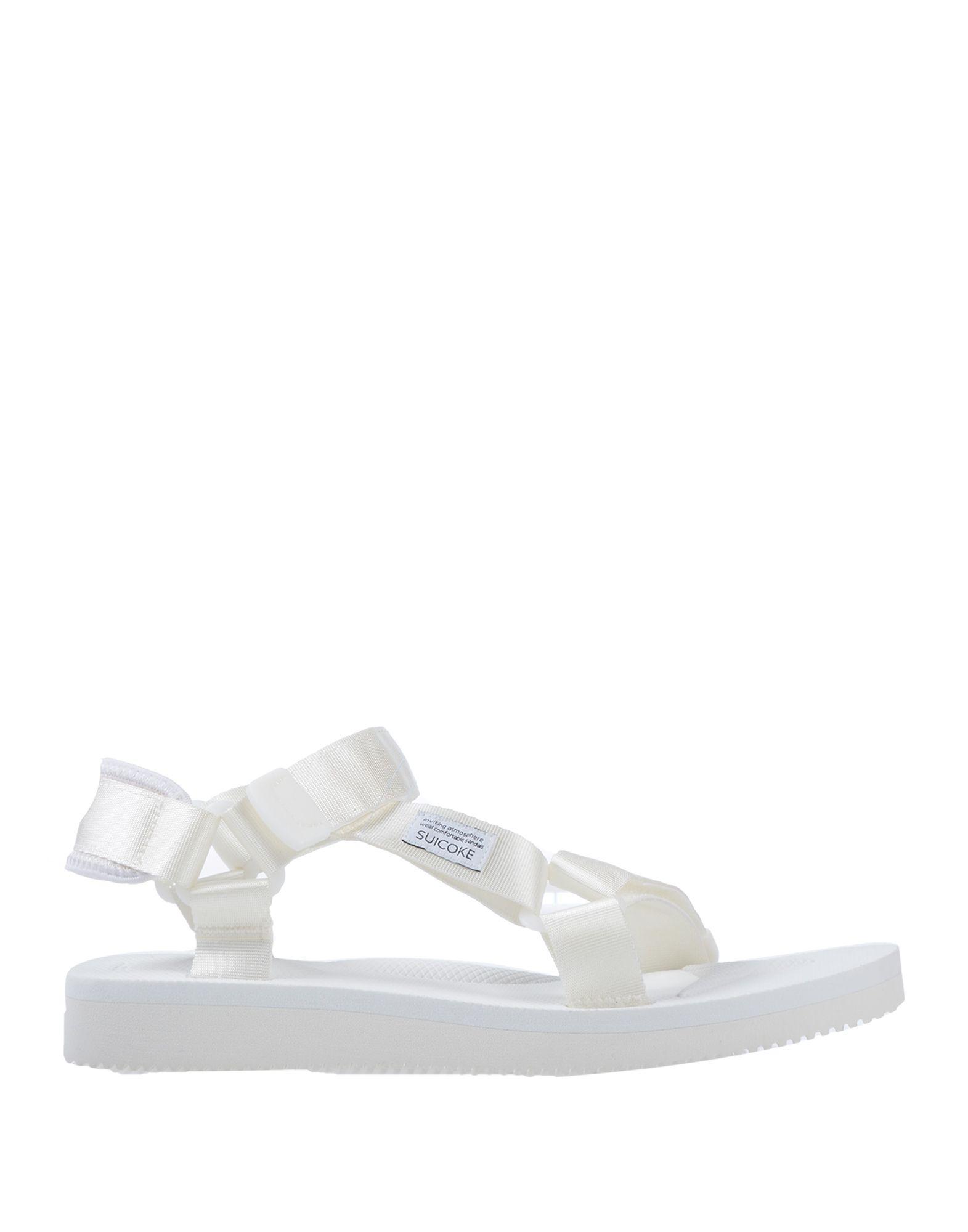 d388b547ed9 Suicoke - White Sandals for Men - Lyst. View fullscreen