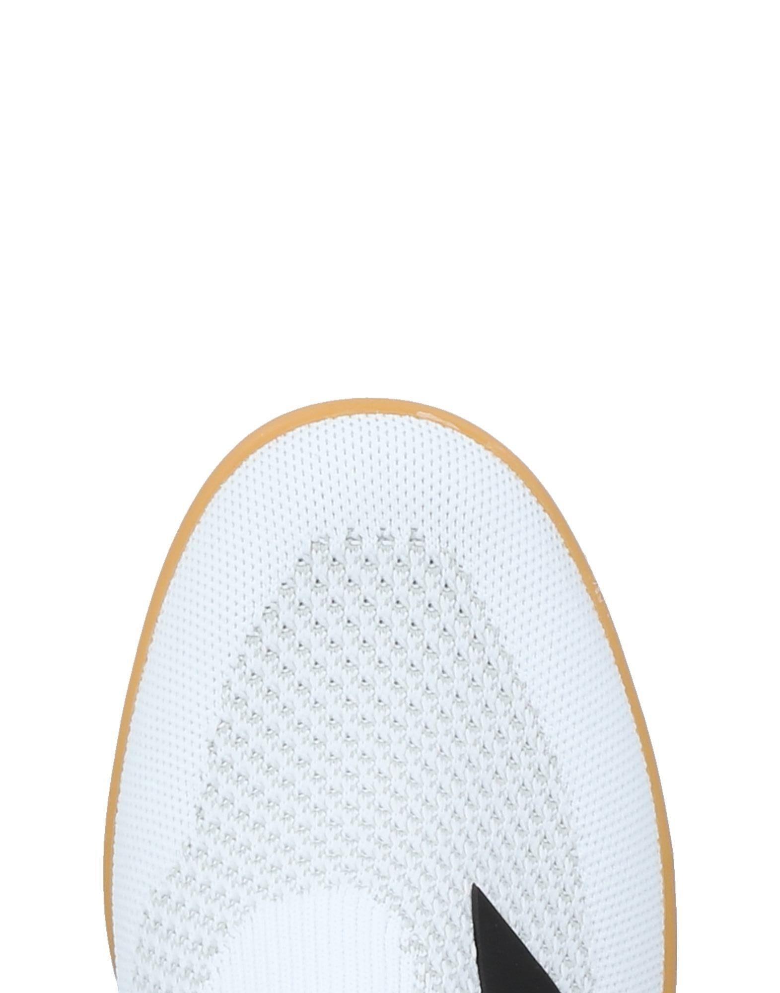 Sneakers abotinadas adidas de Cuero de color Blanco para hombre