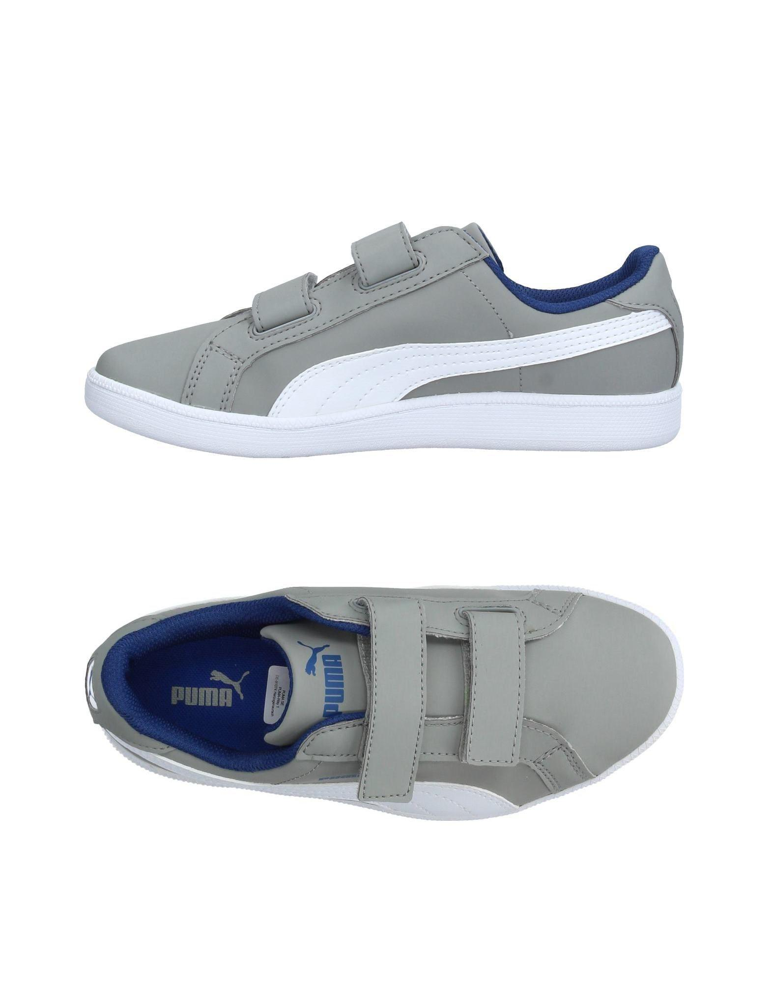Lyst puma low tops sneakers in gray jpg 1571x2000 Puma low tops 62c37d5e4d