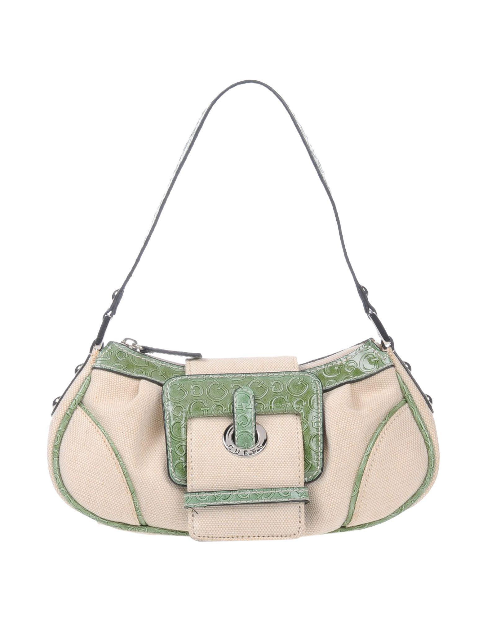 a4c5639361f0 Lyst - Guess Handbags in Green