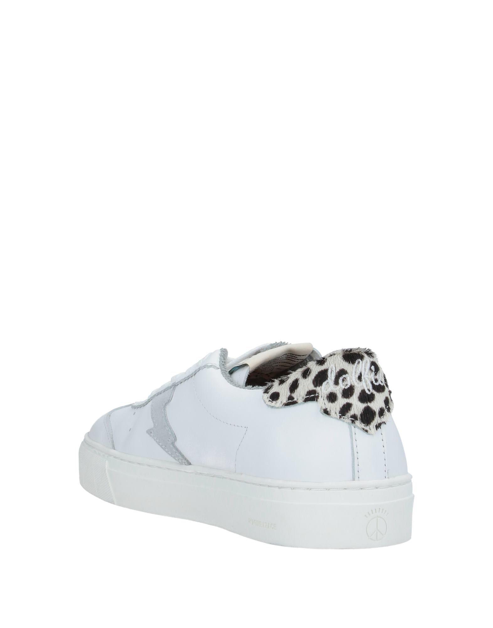 Sneakers & Deportivas Dolfie de Cuero de color Blanco
