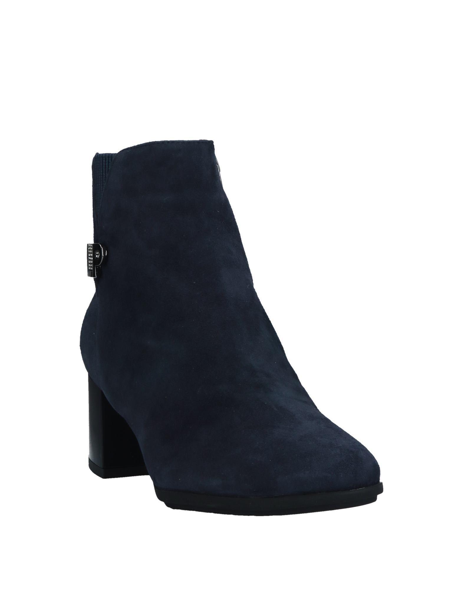 Botines de caña alta Loretta Pettinari de color Azul