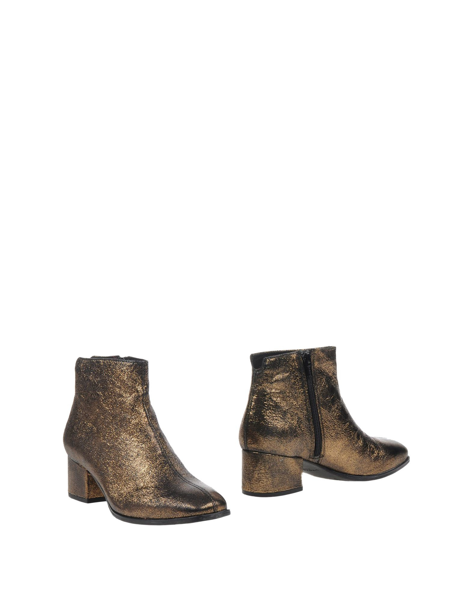 vagabond ankle boots in brown lyst. Black Bedroom Furniture Sets. Home Design Ideas