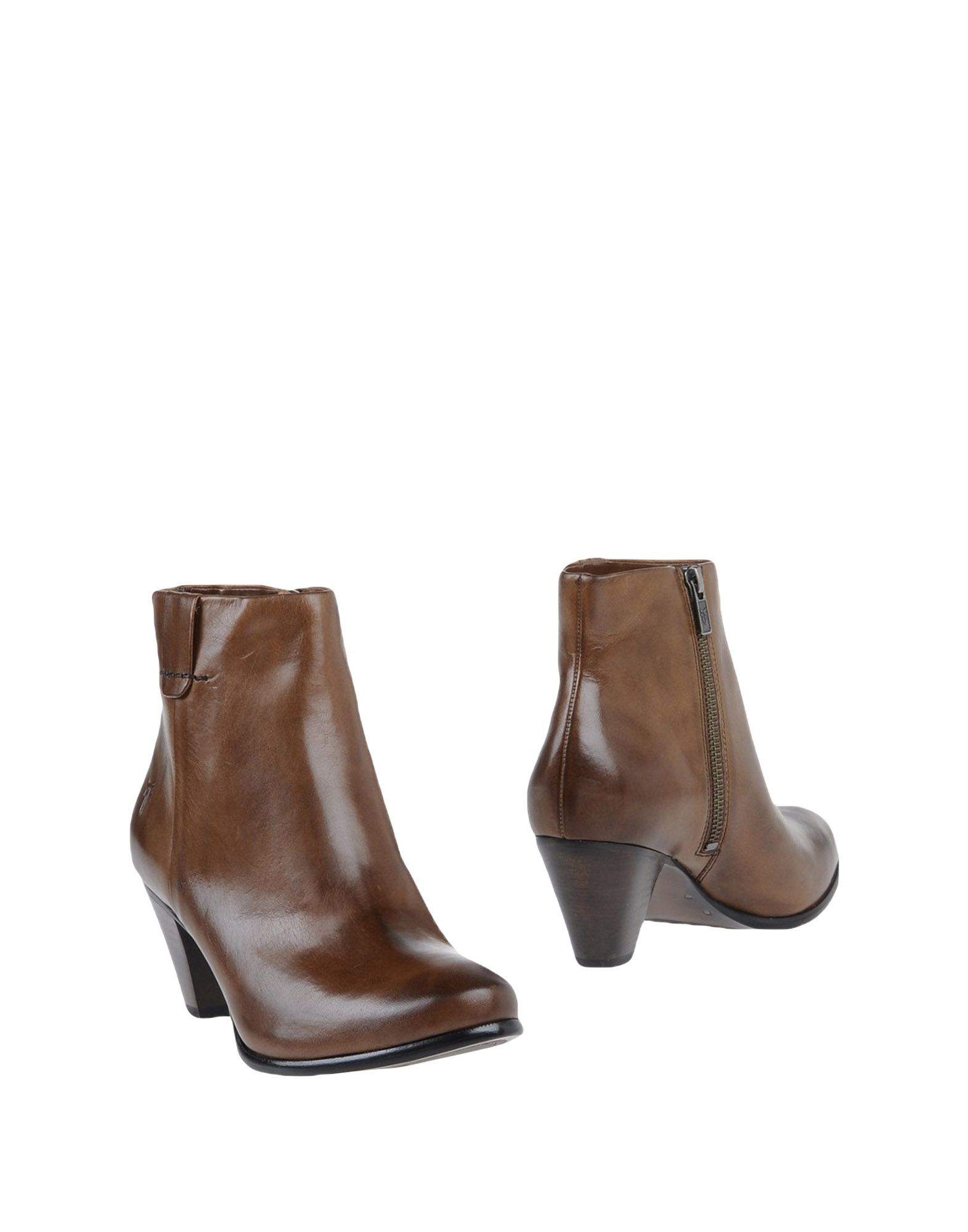Model Frye Ankle Boots  Shoes  WF820284  The RealReal