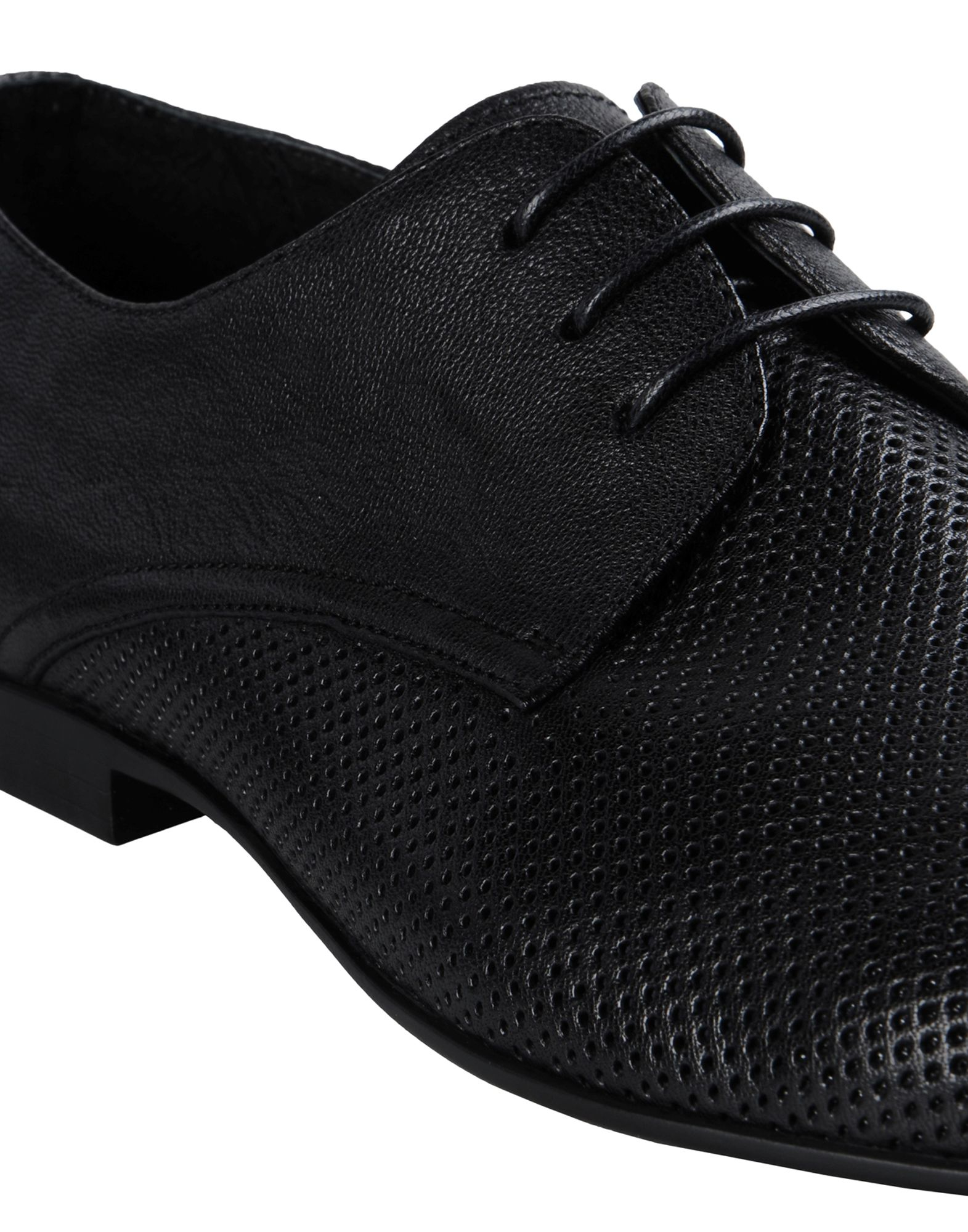 Carlo Pazolini Leather Lace-up Shoes in Black for Men