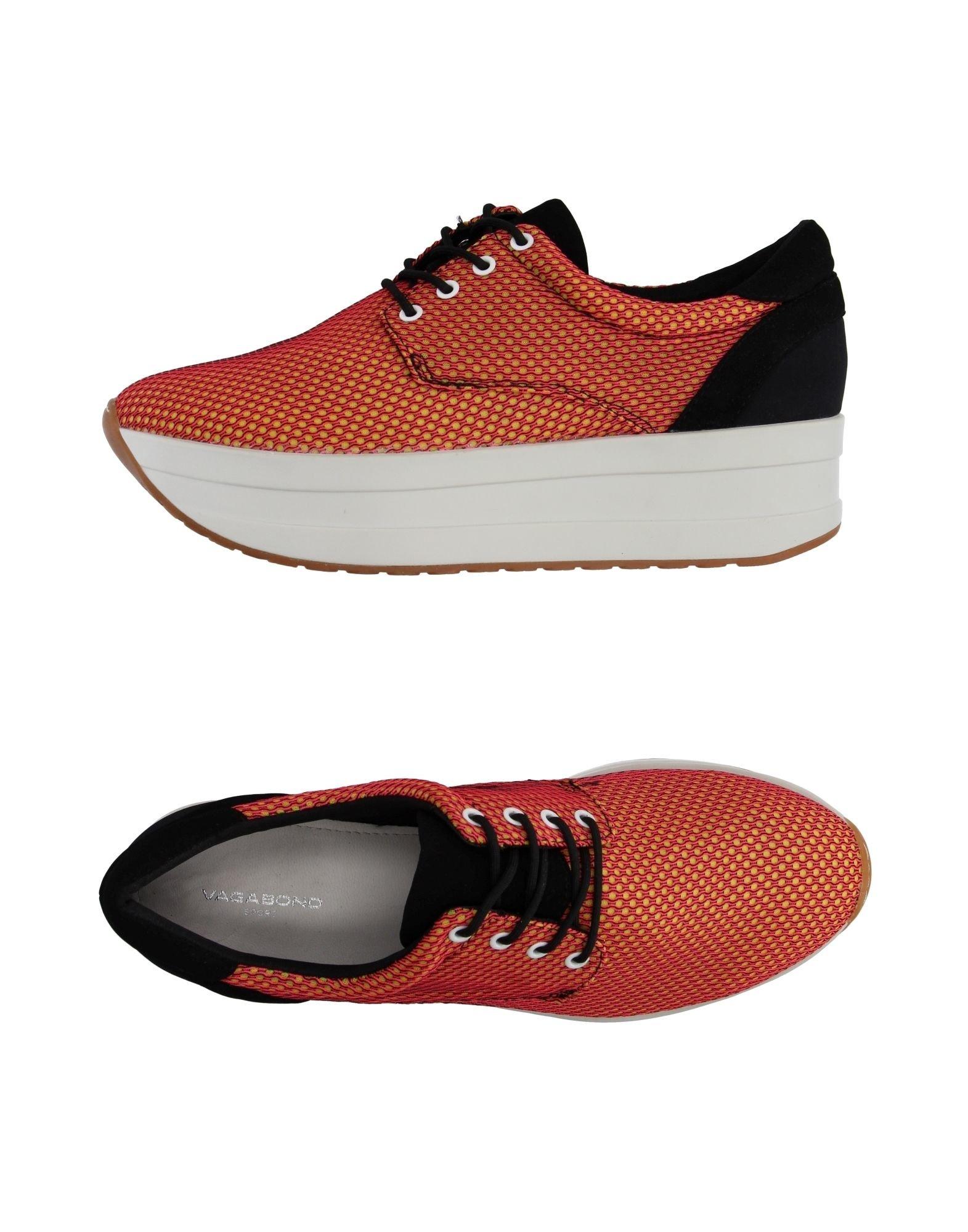 Vagabond Low-tops & Sneakers in Orange for Men