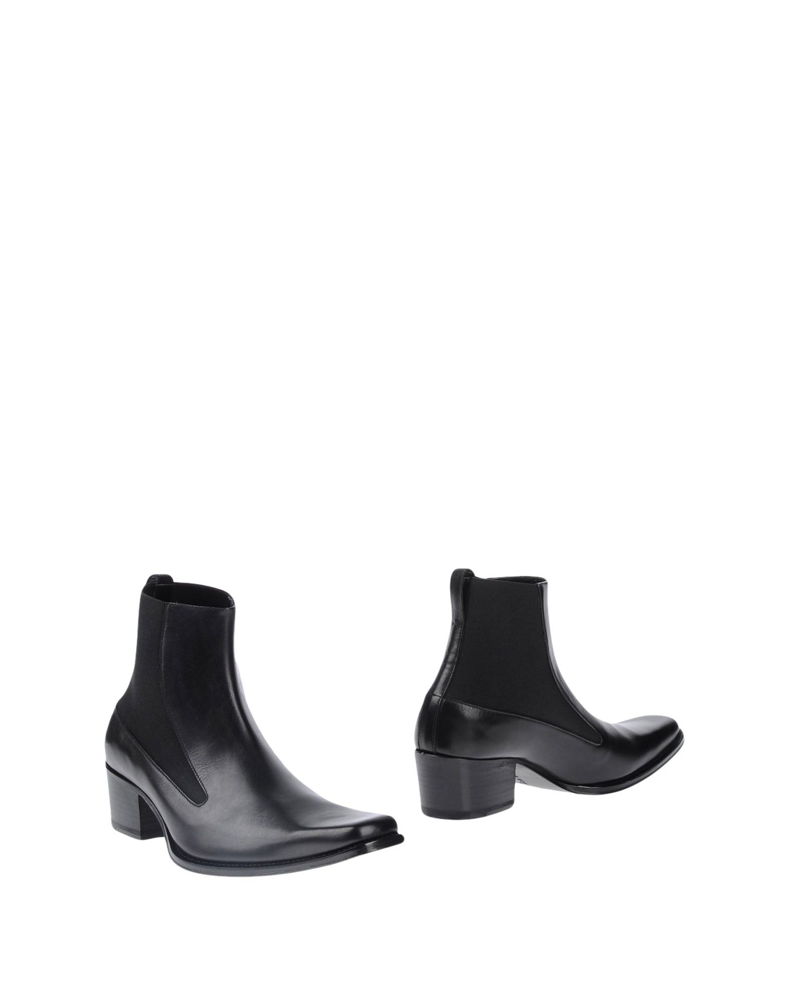 Lyst Haider Ackermann Ankle Boots In Black For Men