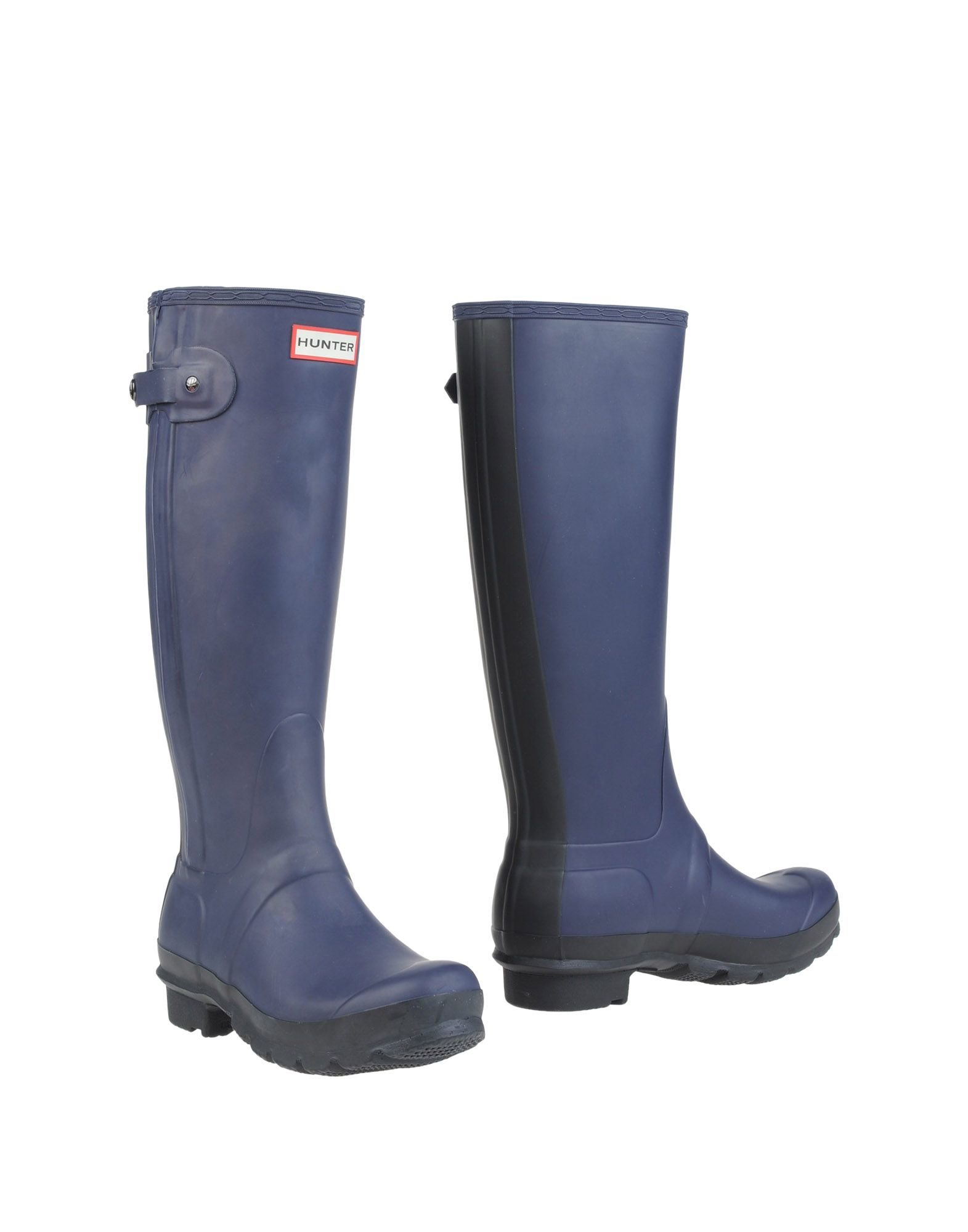 Lyst - Hunter Boots in Blue