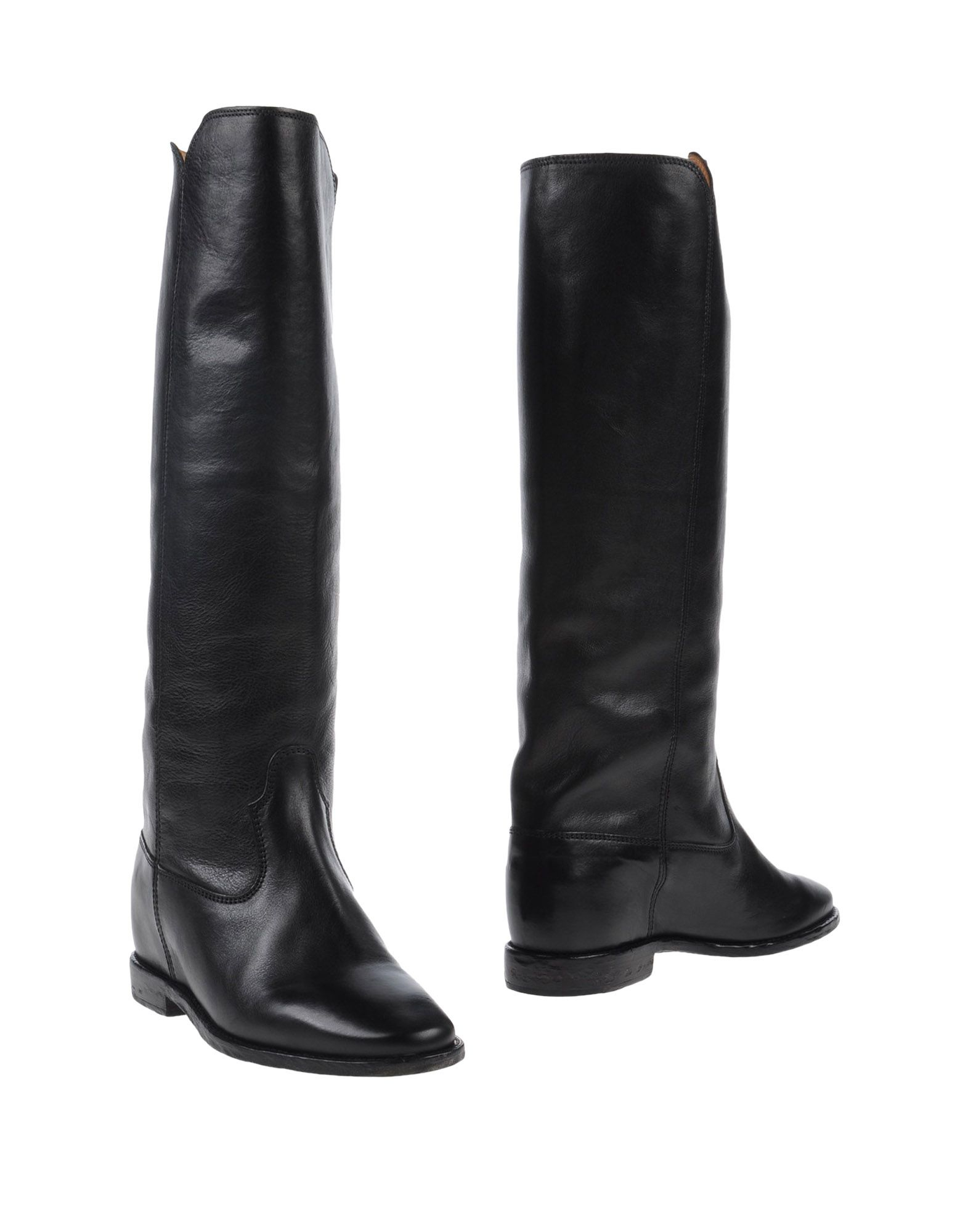 toile isabel marant boots in black lyst. Black Bedroom Furniture Sets. Home Design Ideas