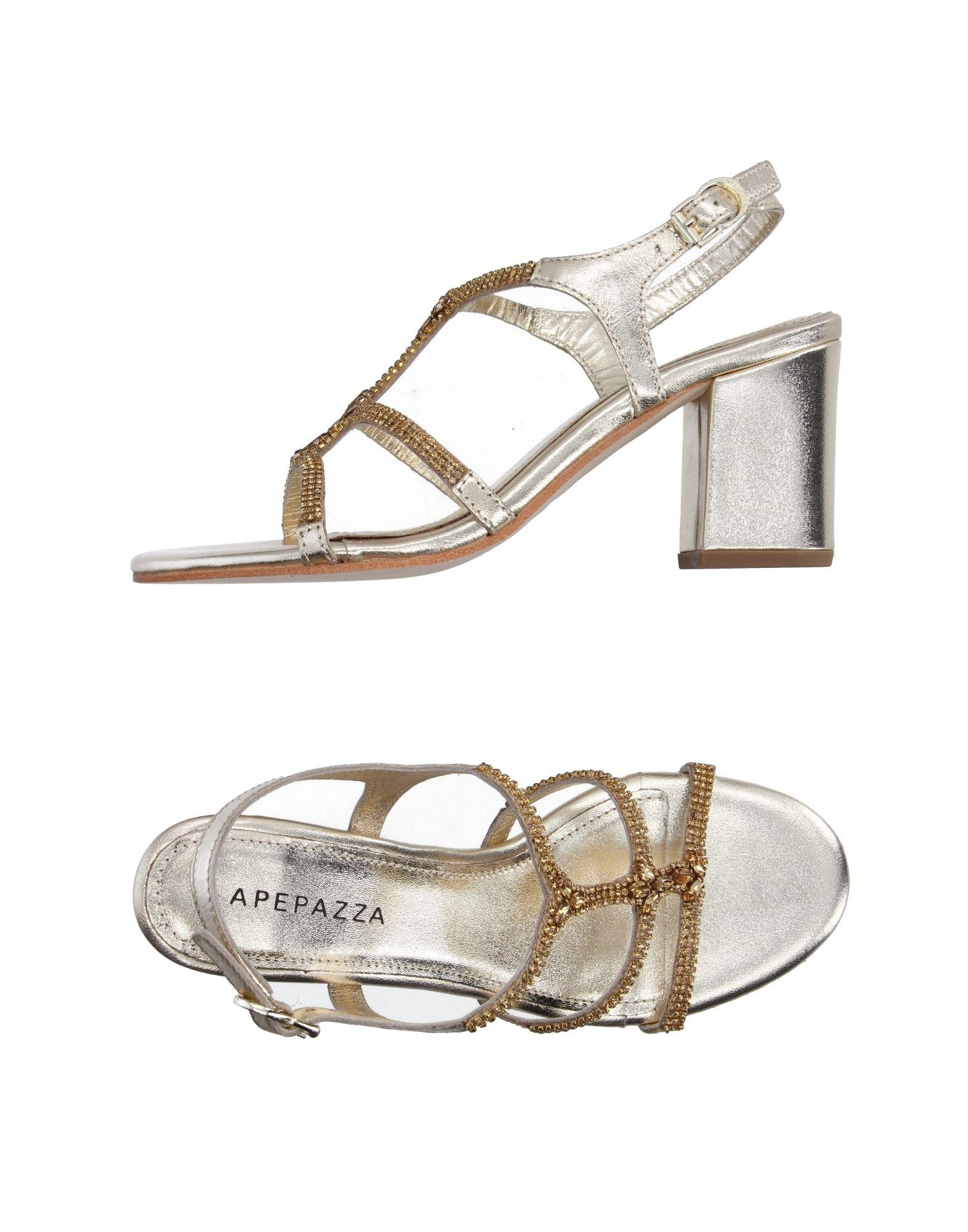 Lyst Apepazza Sandals