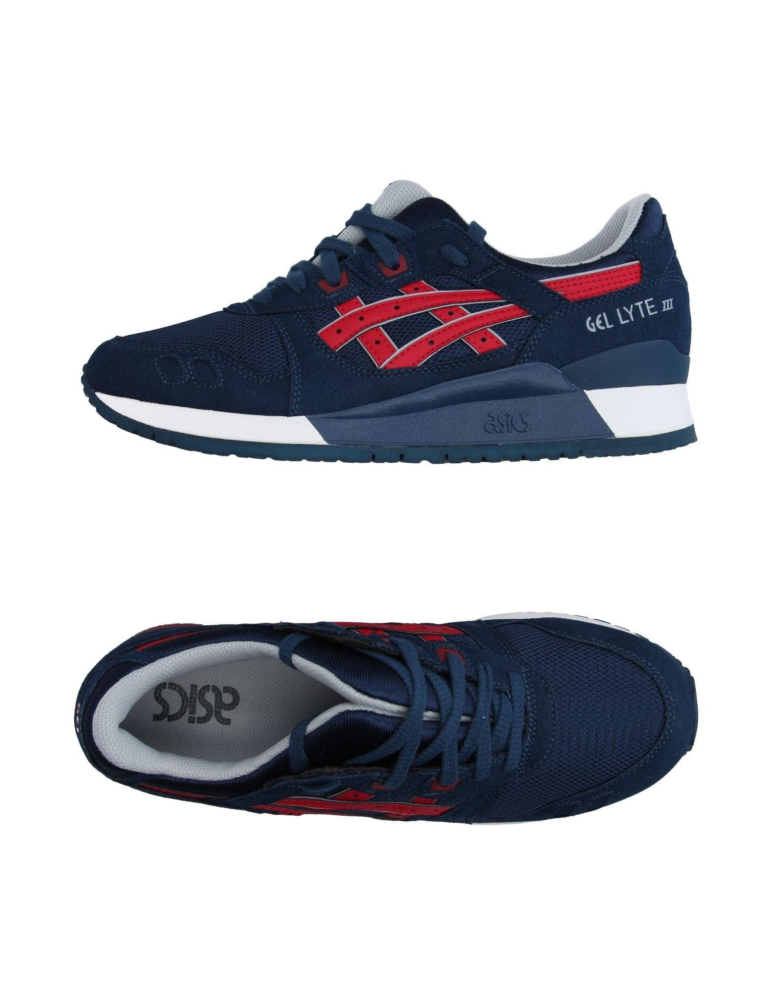 Are Asics Flat Rubber Sole Shoes