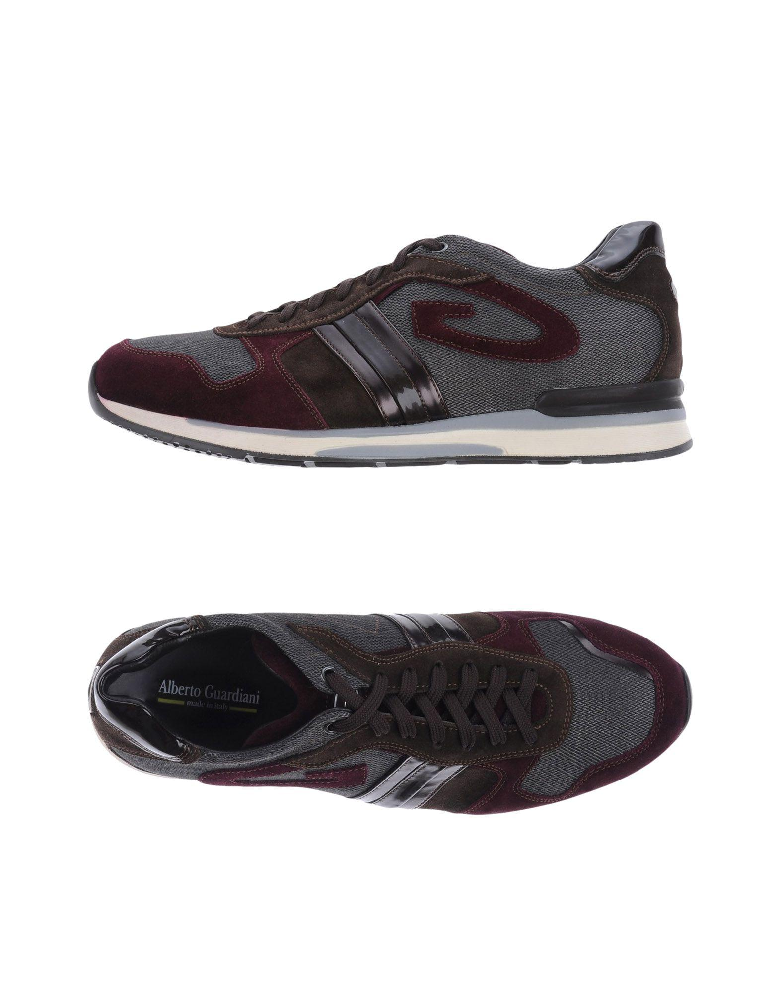 Sunset, Mens Low Trainers Alberto Guardiani