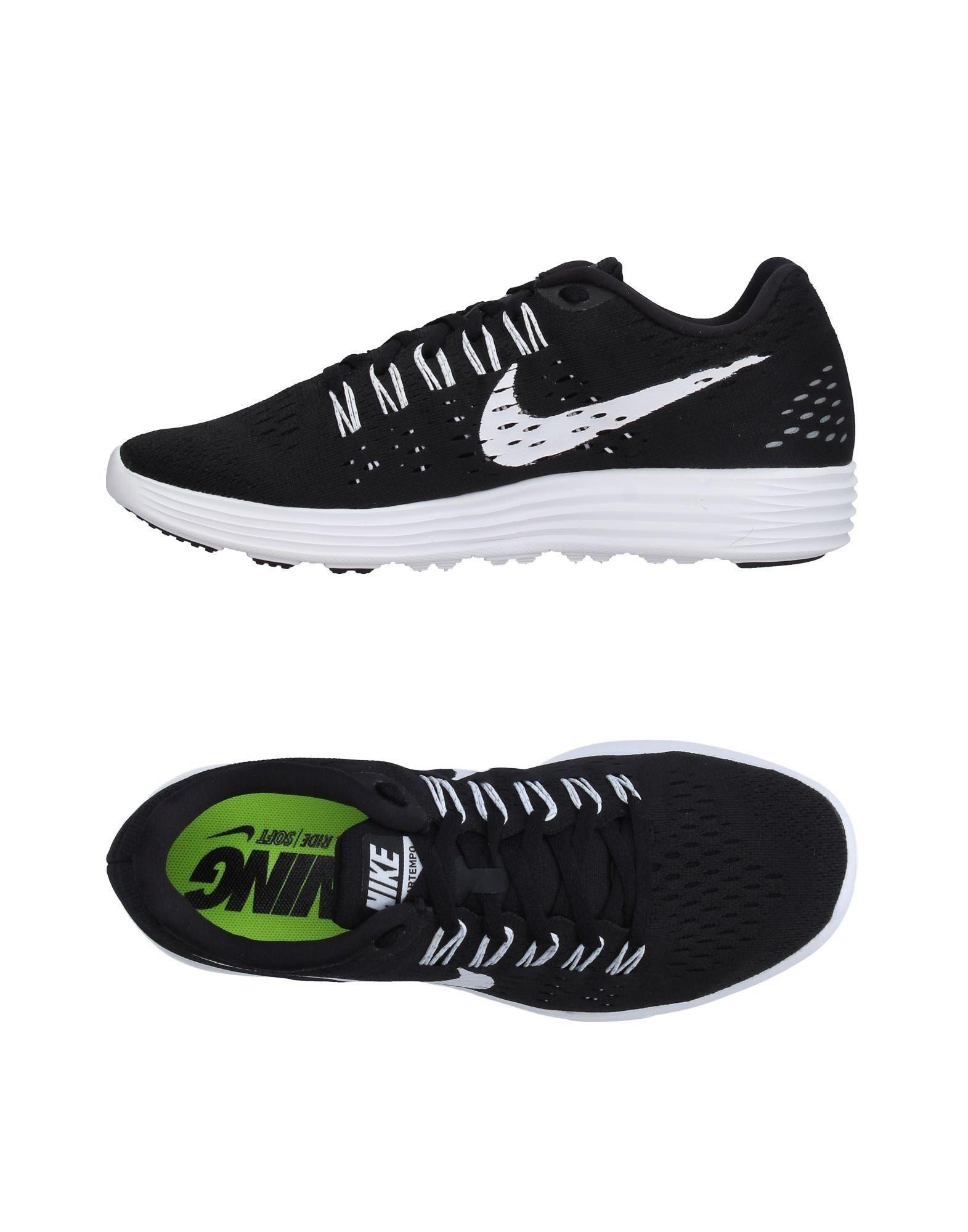 Lyst Nike Low Tops Amp Sneakers In Black For Men