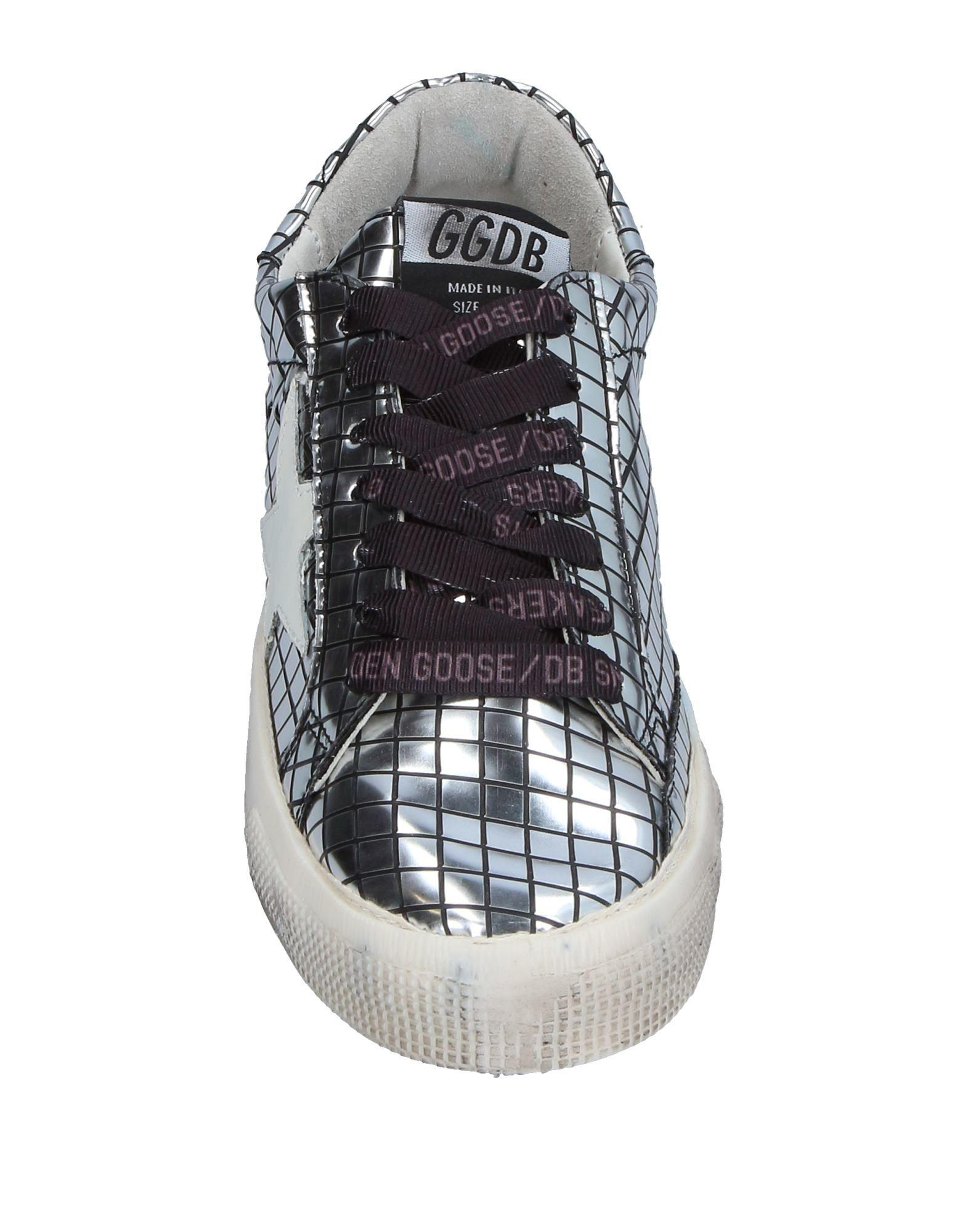 Golden Goose Deluxe Brand Low-tops & Sneakers in Silver (Metallic)