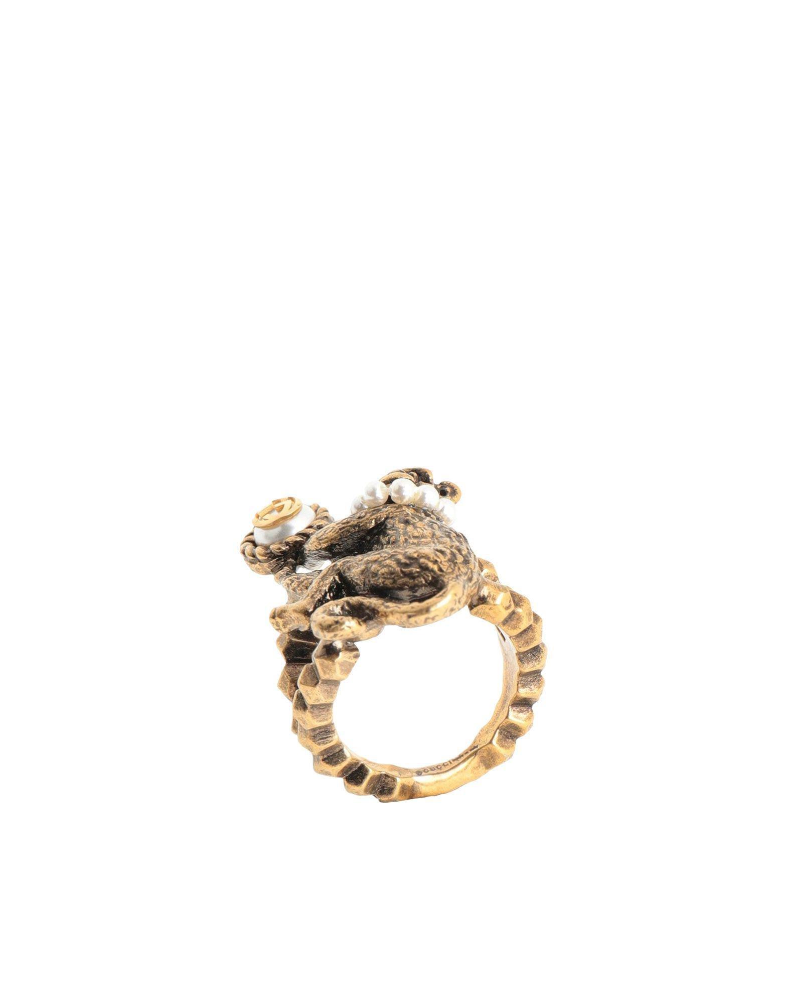 e3608631761 Gucci Ring in Metallic - Lyst