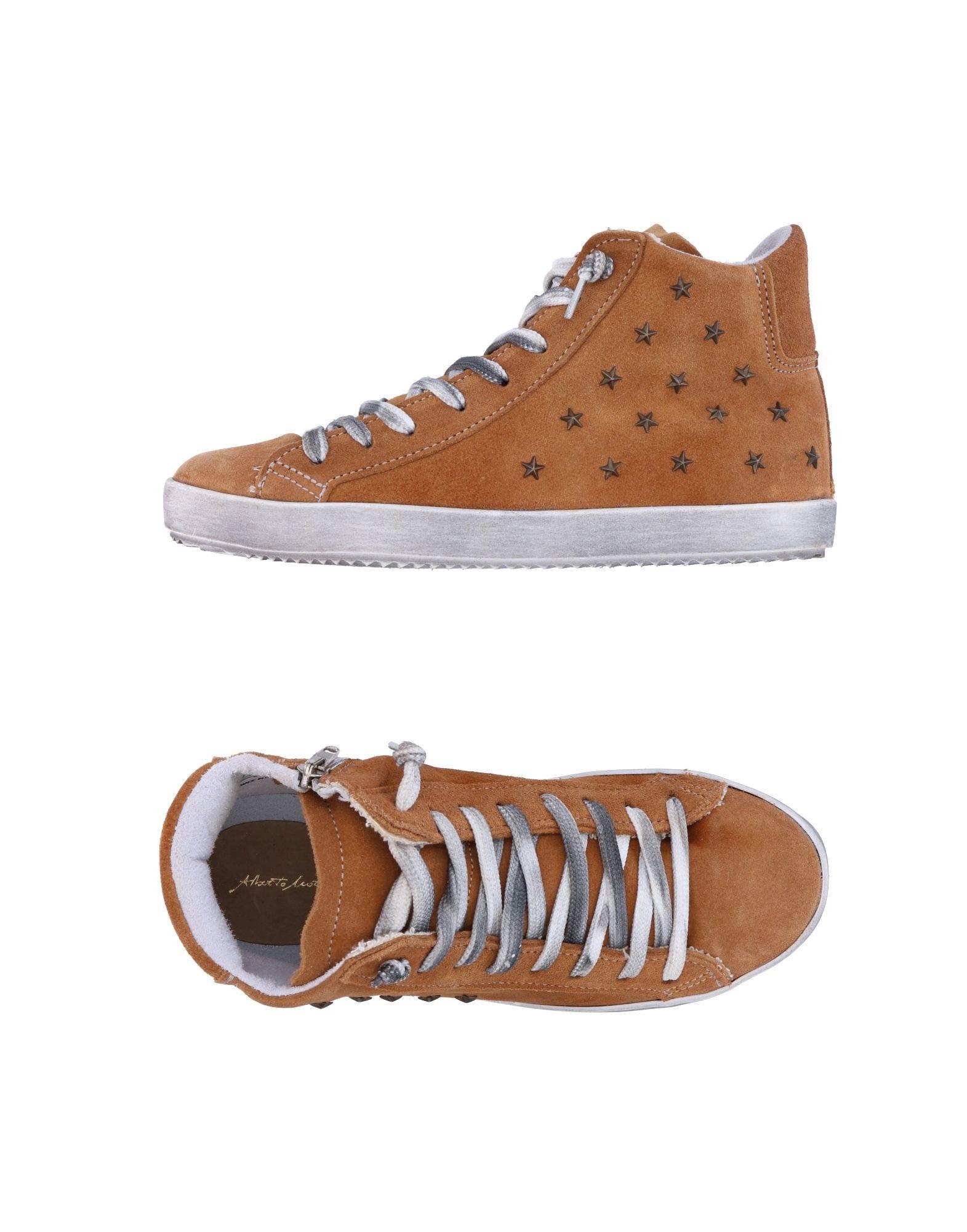 FOOTWEAR - Low-tops & sneakers Alberto Moretti fyfGHY
