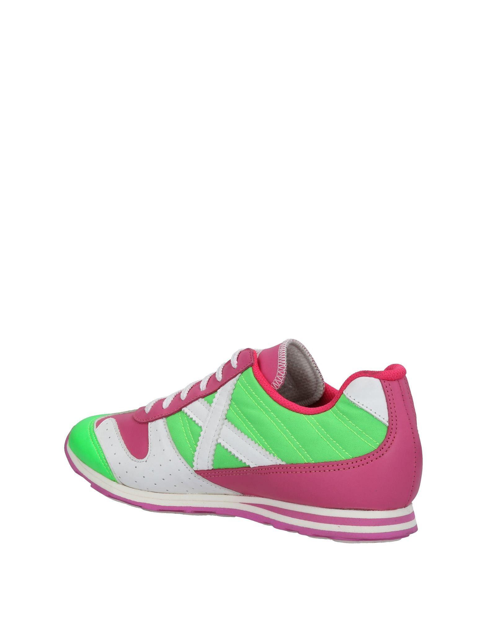 Munich Leather Low-tops & Sneakers in Pink