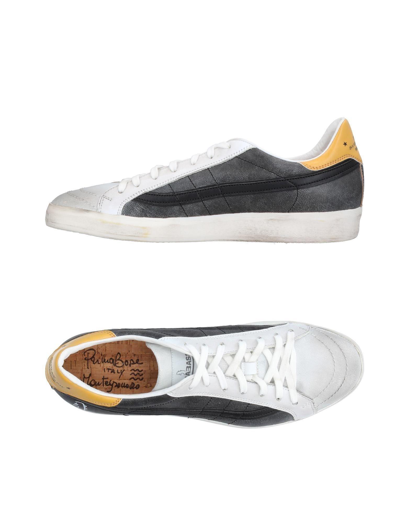 FOOTWEAR - Low-tops & sneakers Primabase qy0ko