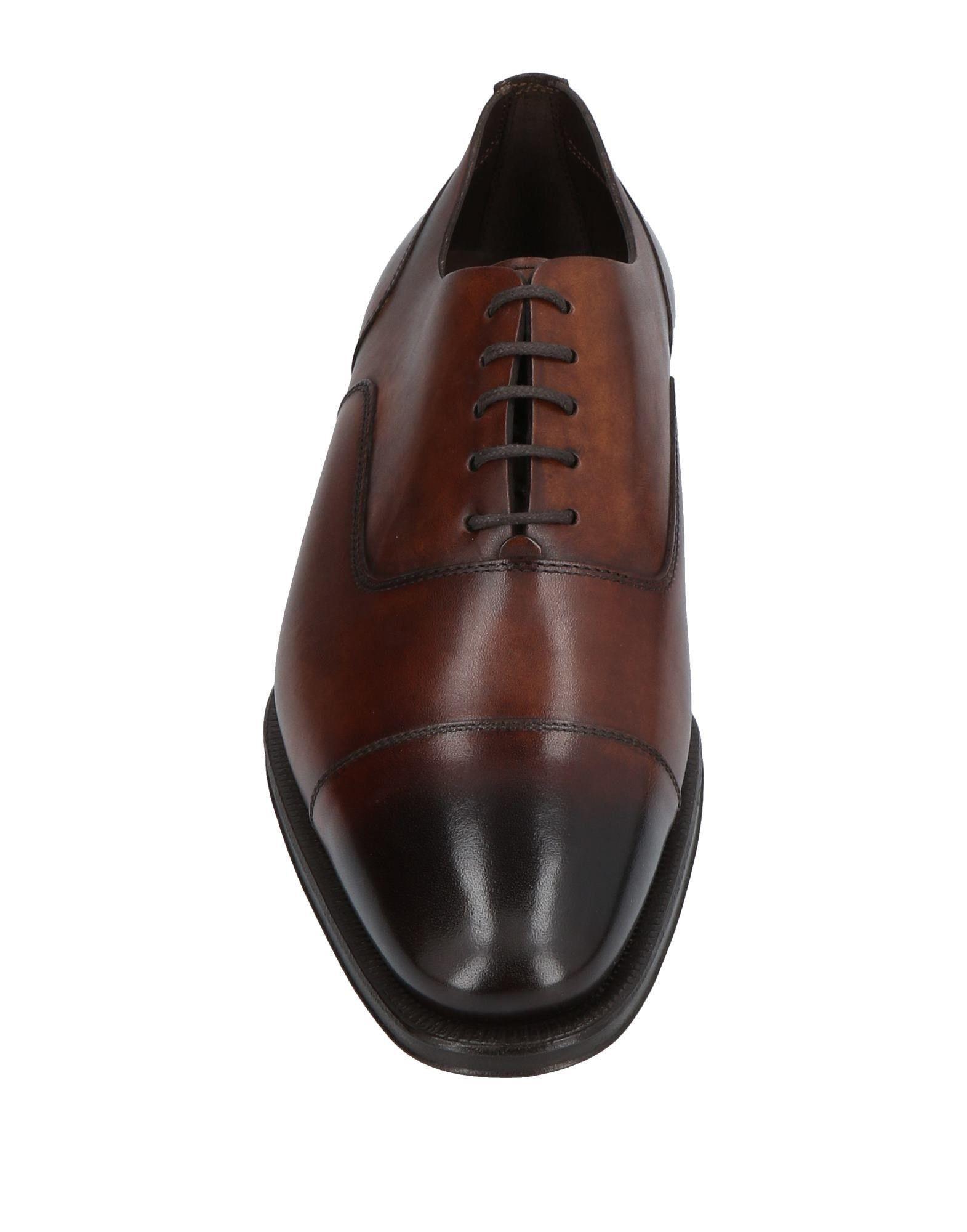 Zapatos de cordones DSquared² de Cuero de color Marrón para hombre