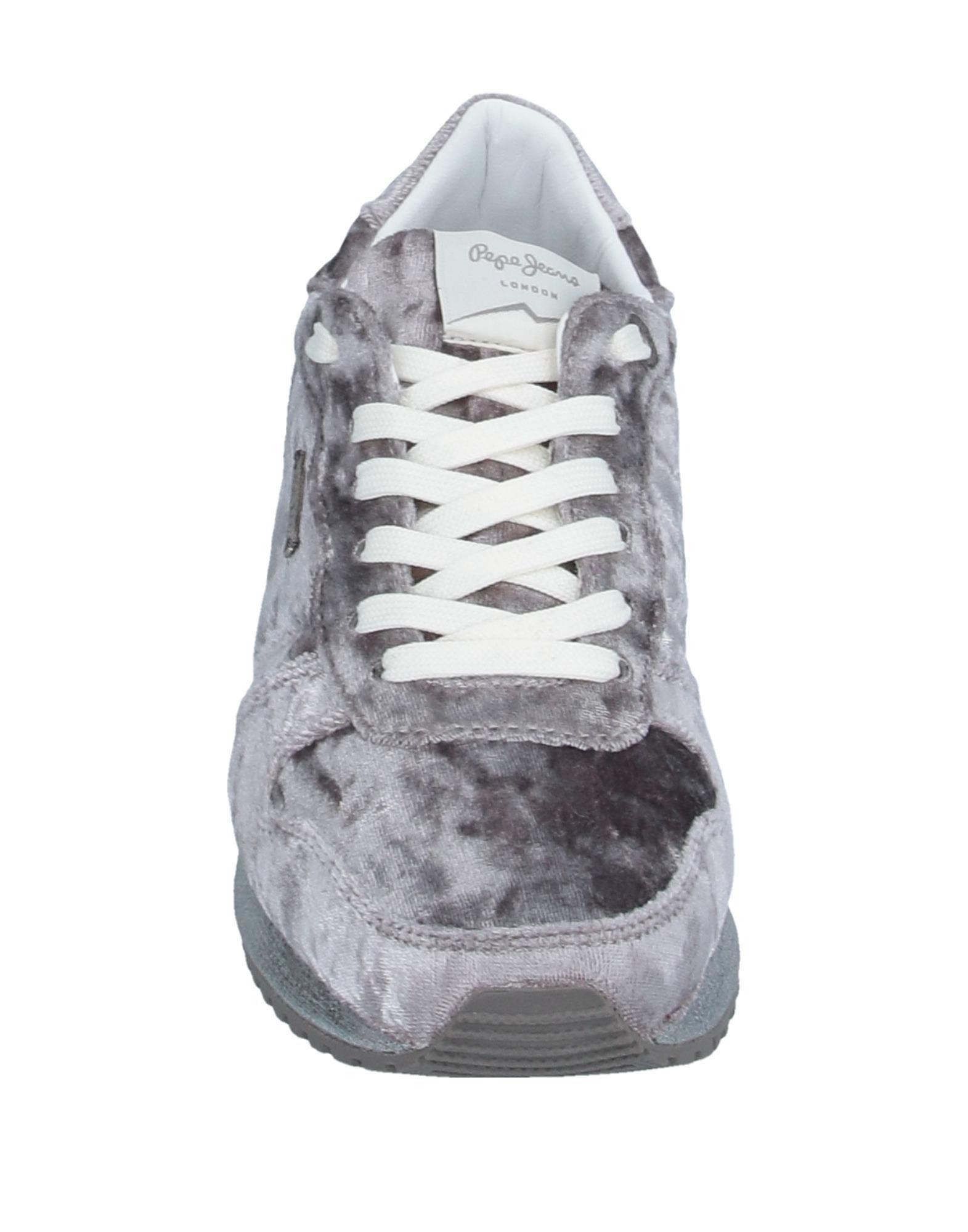 Sneakers & Deportivas Pepe Jeans de color Gris