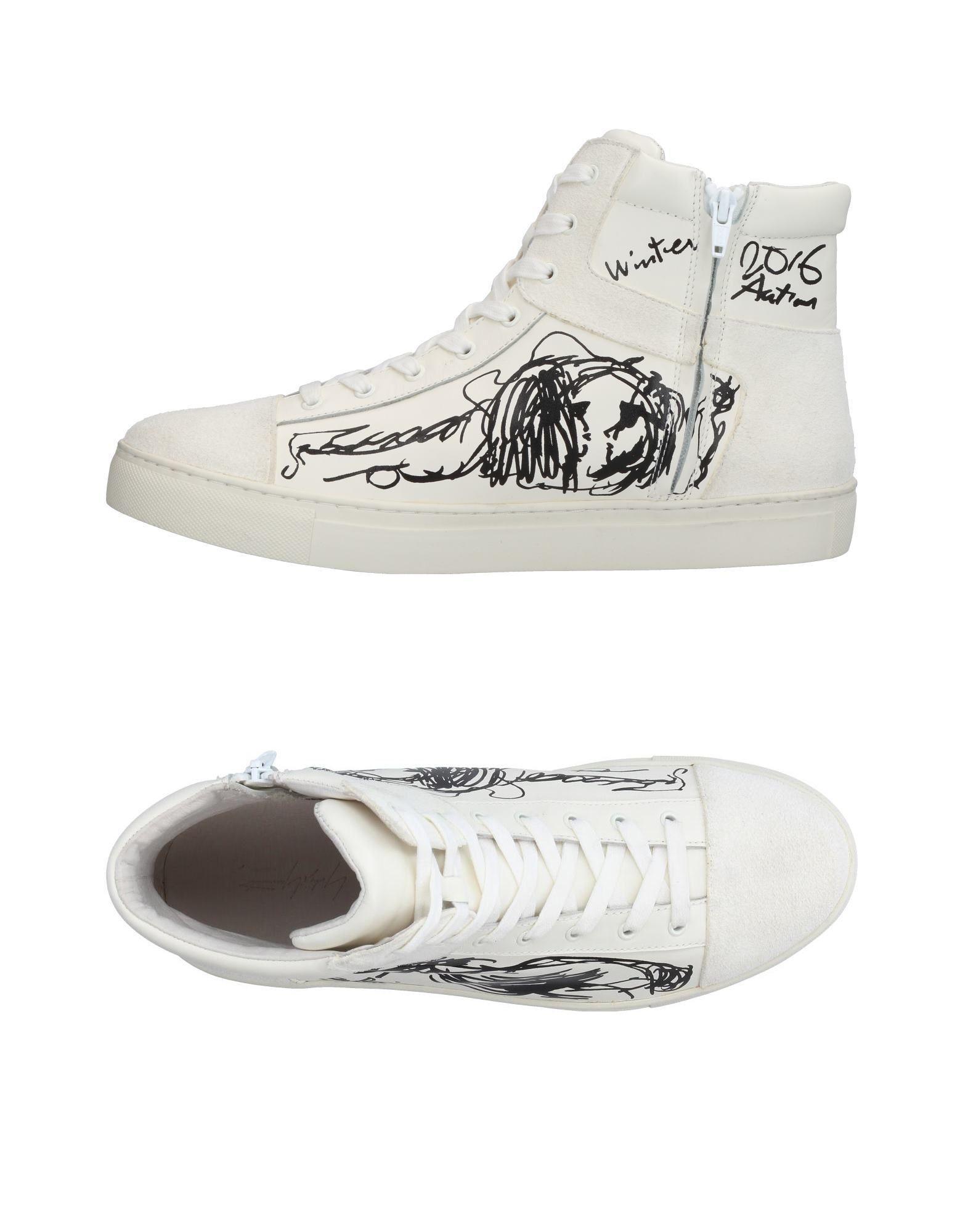 Yohji Yamamoto High-tops \u0026 Sneakers in