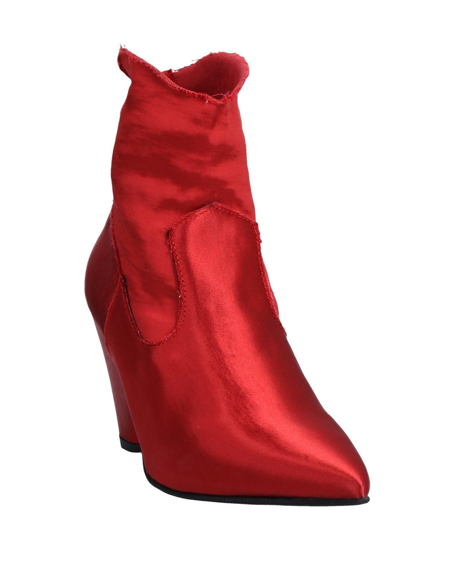 fb340d98d66 Women's Red Ankle Boots