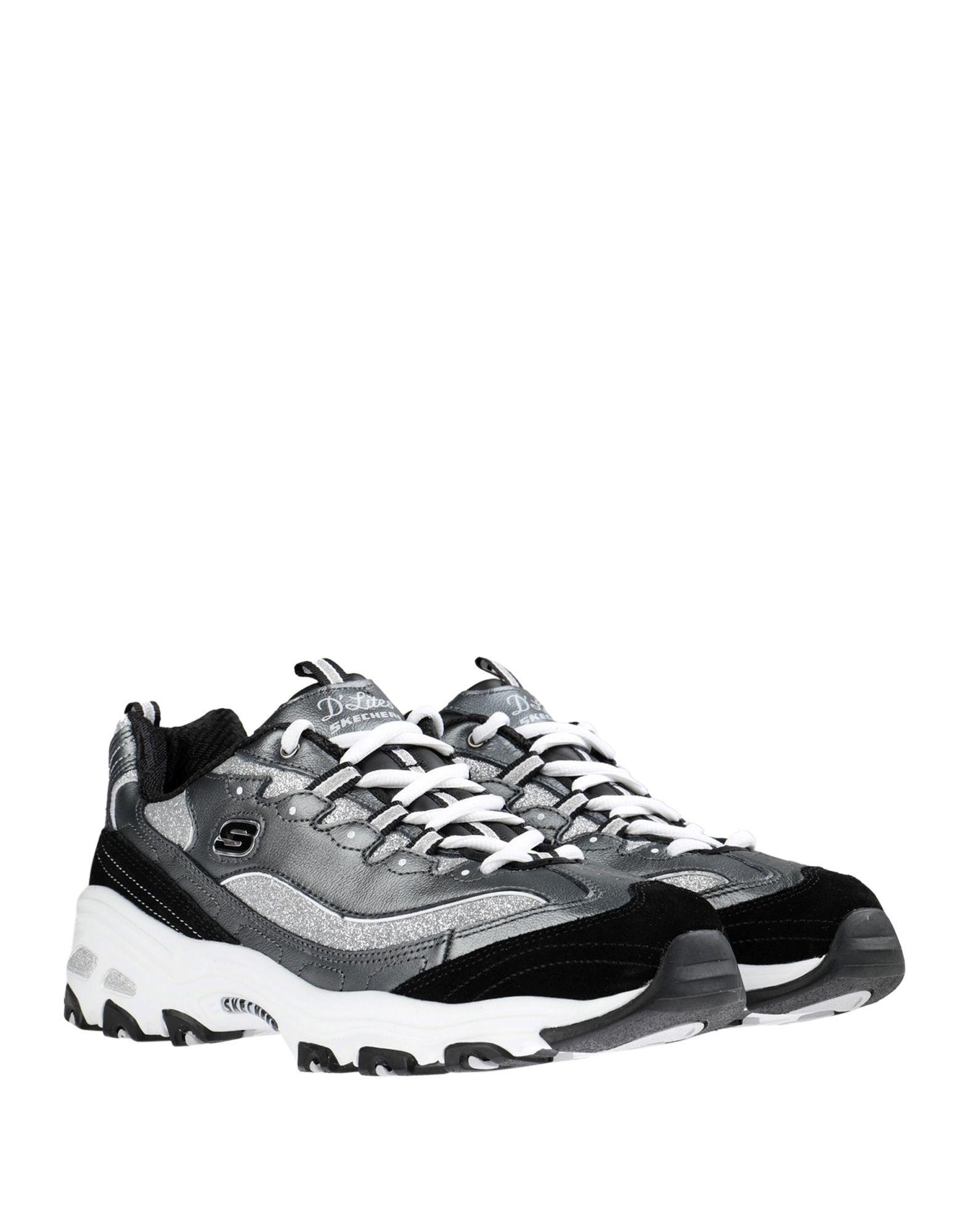 Sneakers & Deportivas Skechers de color Gris