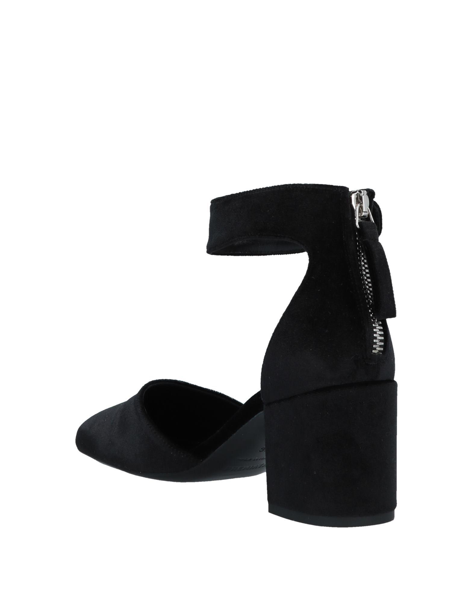 Zapatos de salón Premiata de Terciopelo de color Negro