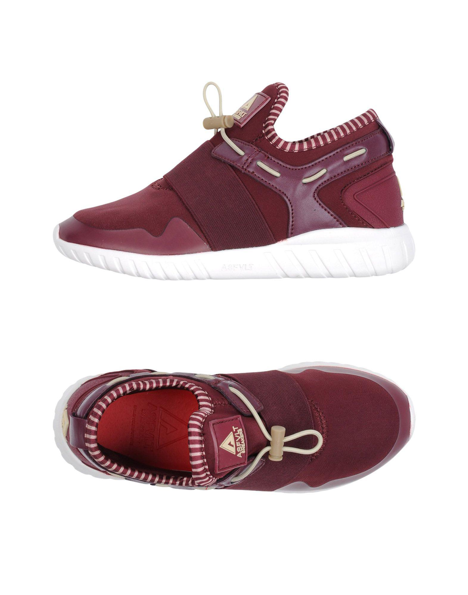 2018 Unisex Sale Shop FOOTWEAR - High-tops & sneakers Asfvlt Sneakers Websites Sale Online Aaa Quality Best Store To Get Cheap Price eI76E4fS28