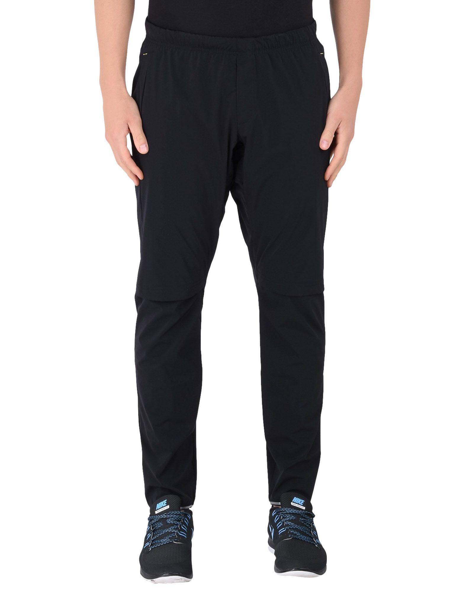 Sàpopa Synthetic Casual Pants in Black for Men