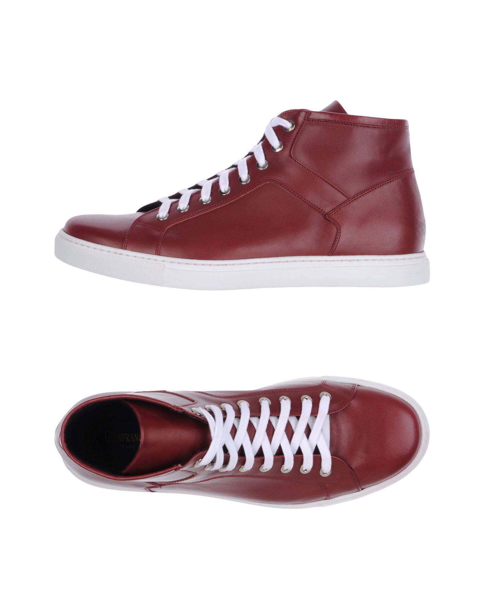 FOOTWEAR - High-tops & sneakers Gianfranco Lattanzi tGS9Xj4g