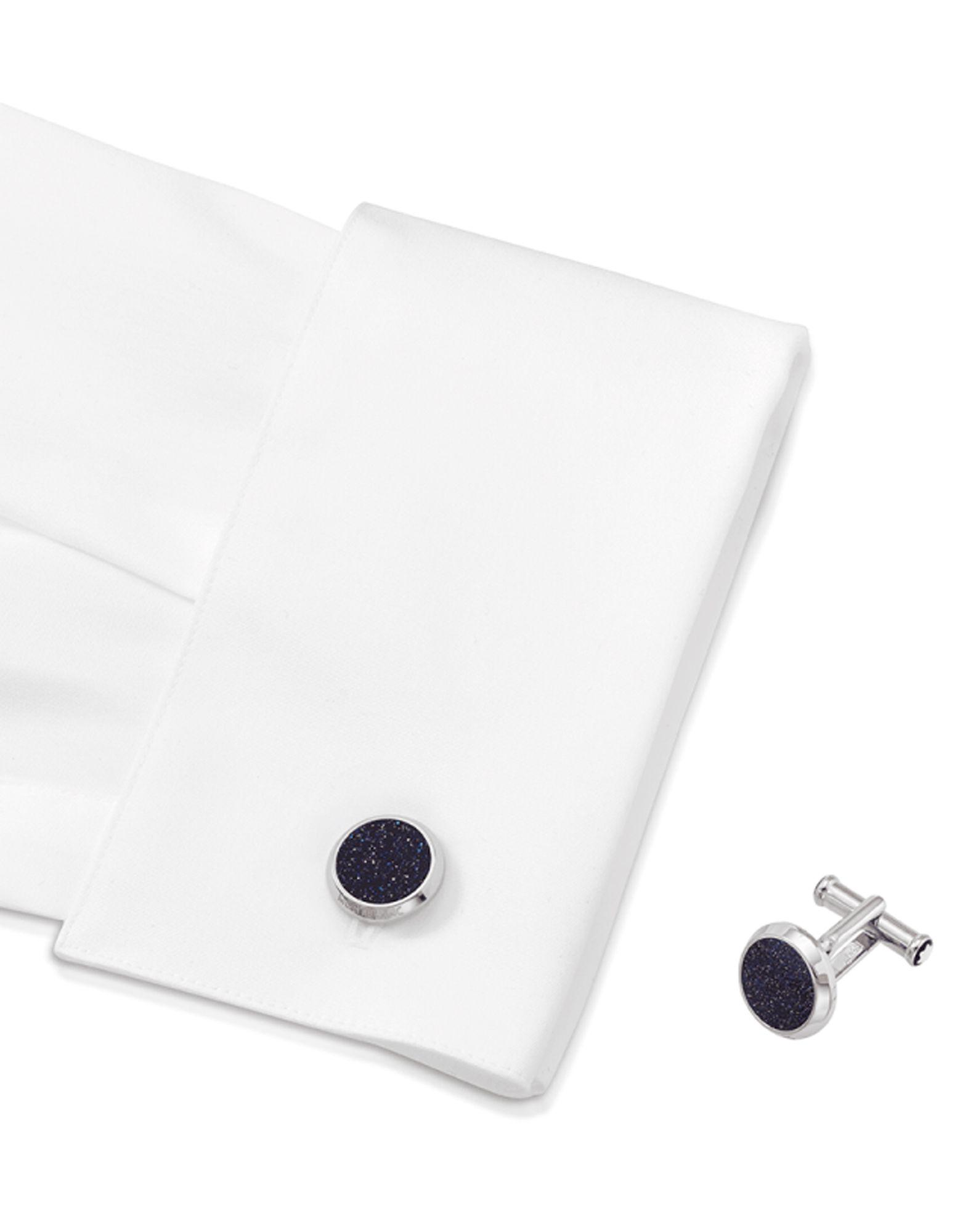 74a40bbc27d2 Montblanc Cufflinks And Tie Clips in Metallic for Men - Lyst