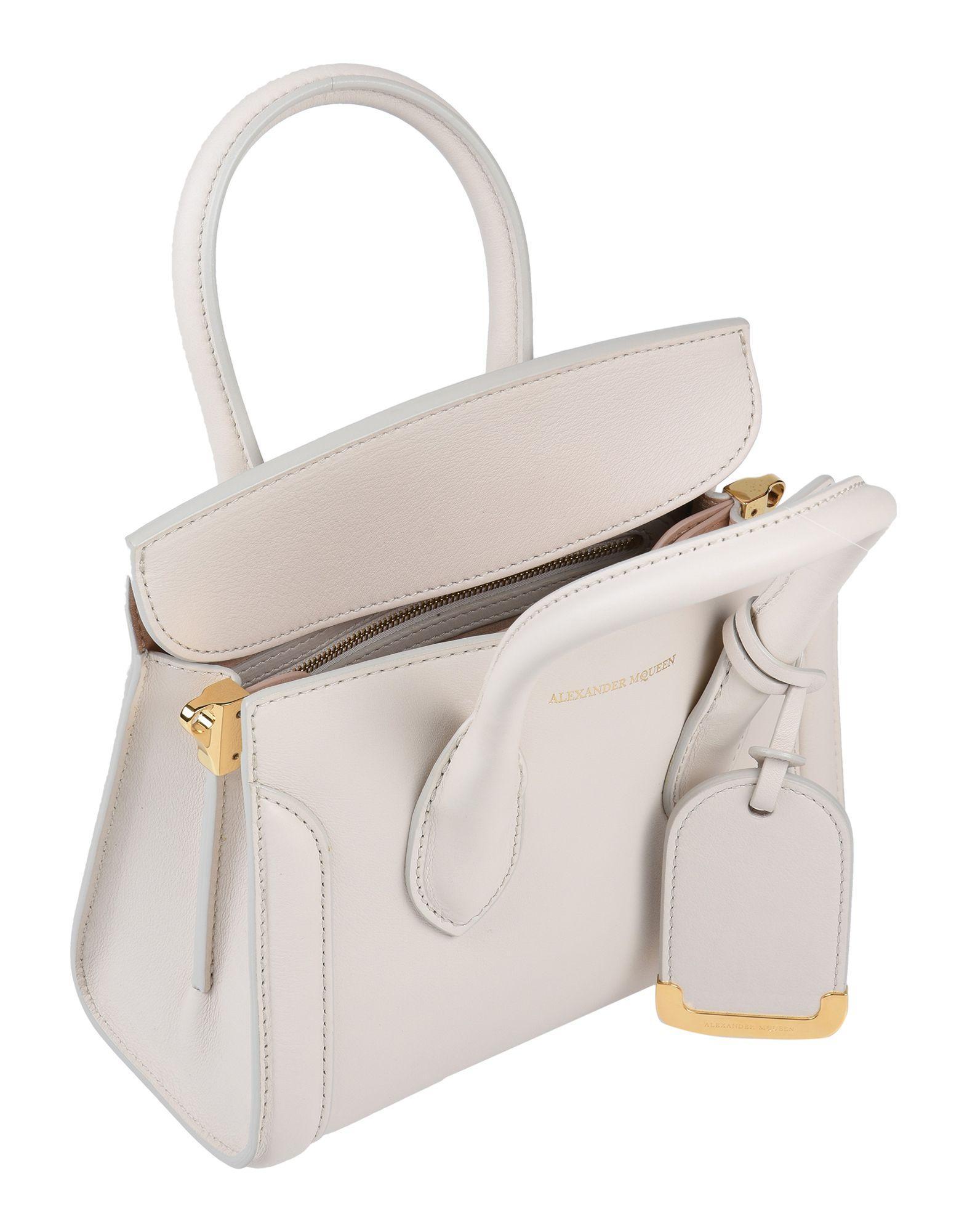 Alexander McQueen Handtaschen in Weiß x18Kj