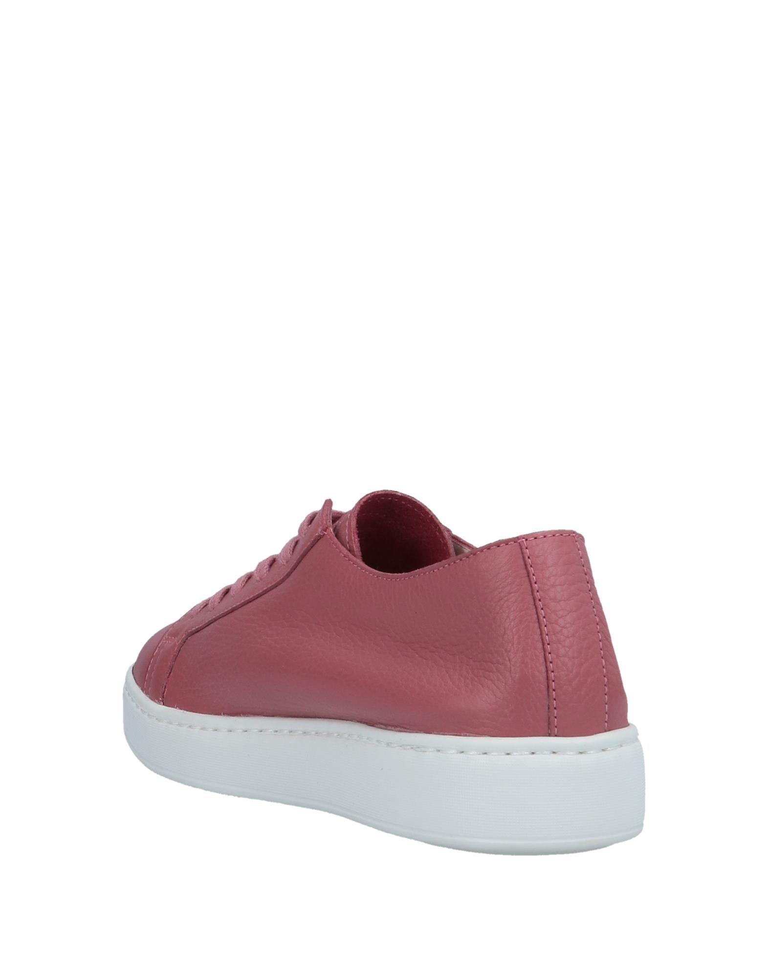 Sneakers & Tennis basses Cuir Santoni en coloris Rose D4oA